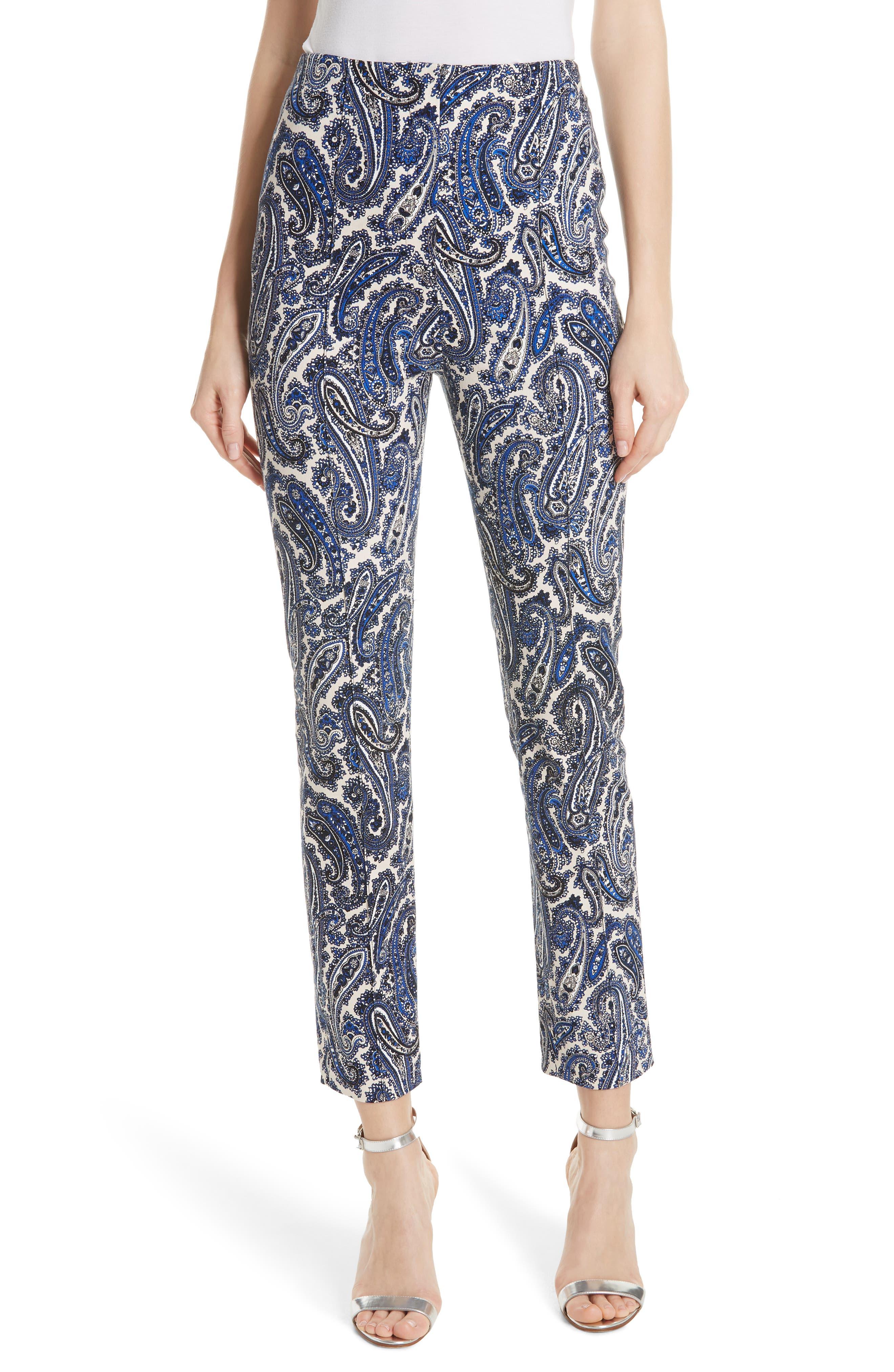 High Waist Skinny Pants,                         Main,                         color, 484