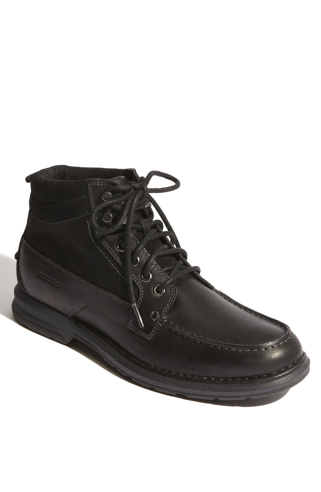 'Concord' Ankle Boot, Main, color, 001
