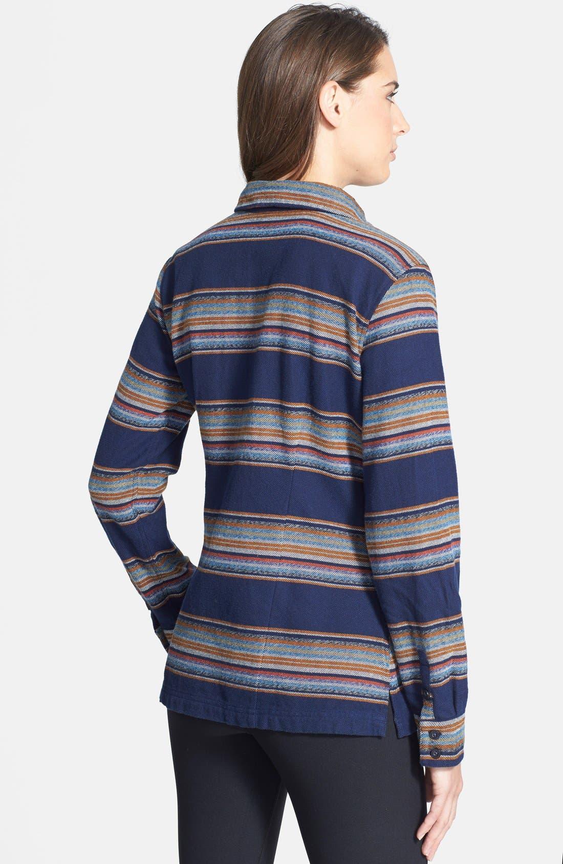 'Fjord' Flannel Shirt,                             Alternate thumbnail 32, color,