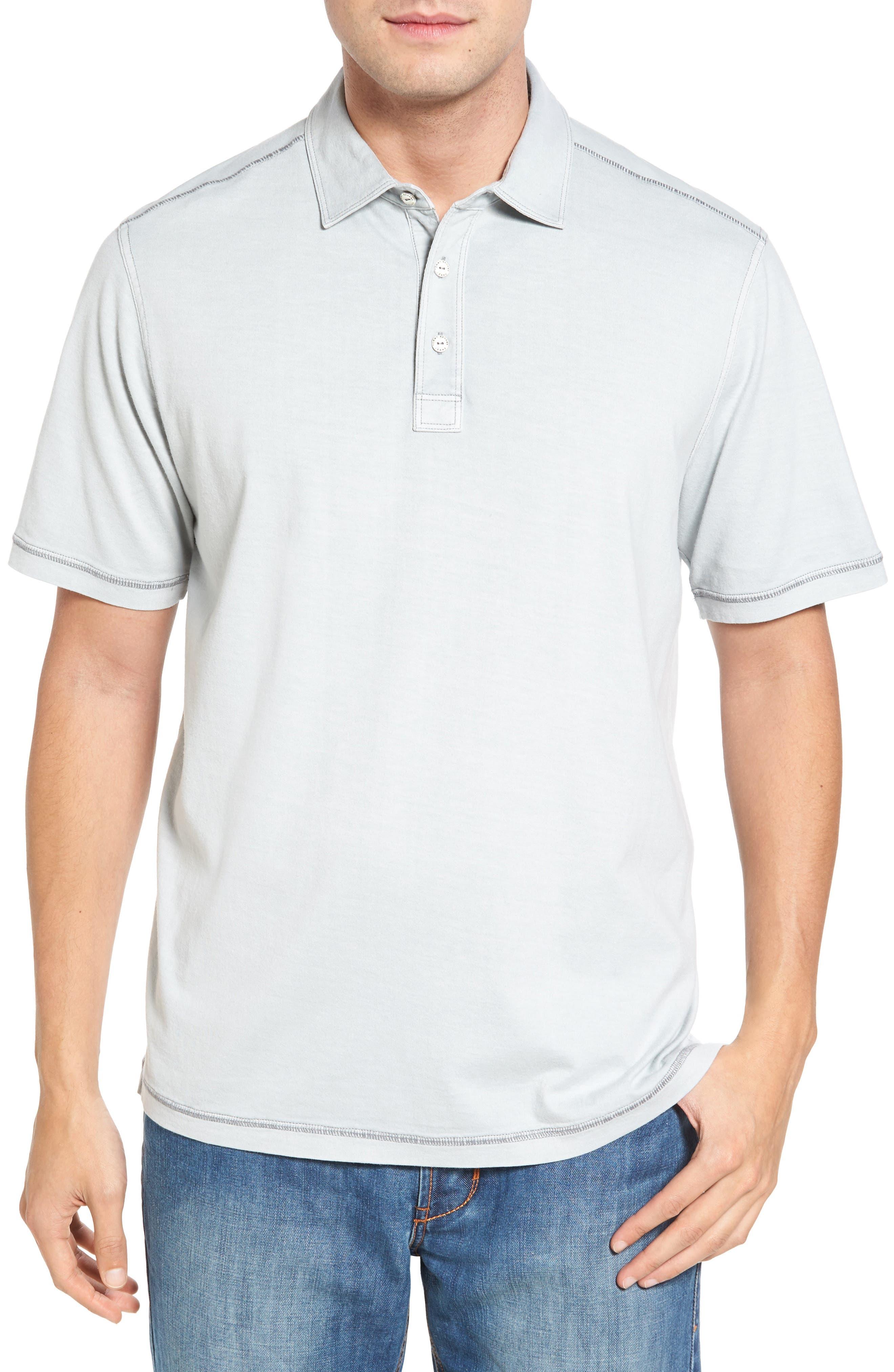 Sorrento Cotton Blend Polo,                         Main,                         color, 050