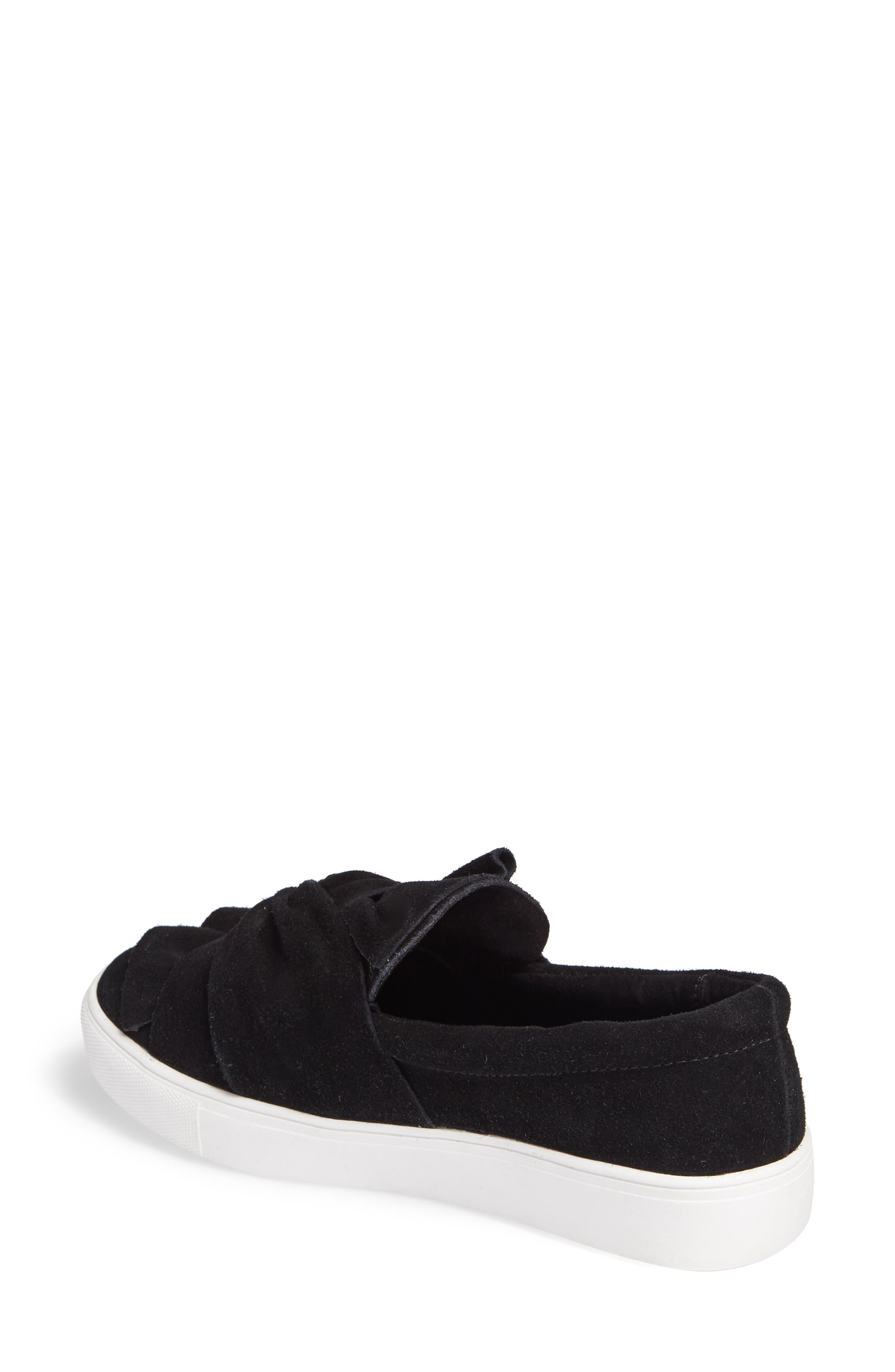 Zahara Slip-On Sneaker,                             Alternate thumbnail 2, color,                             001