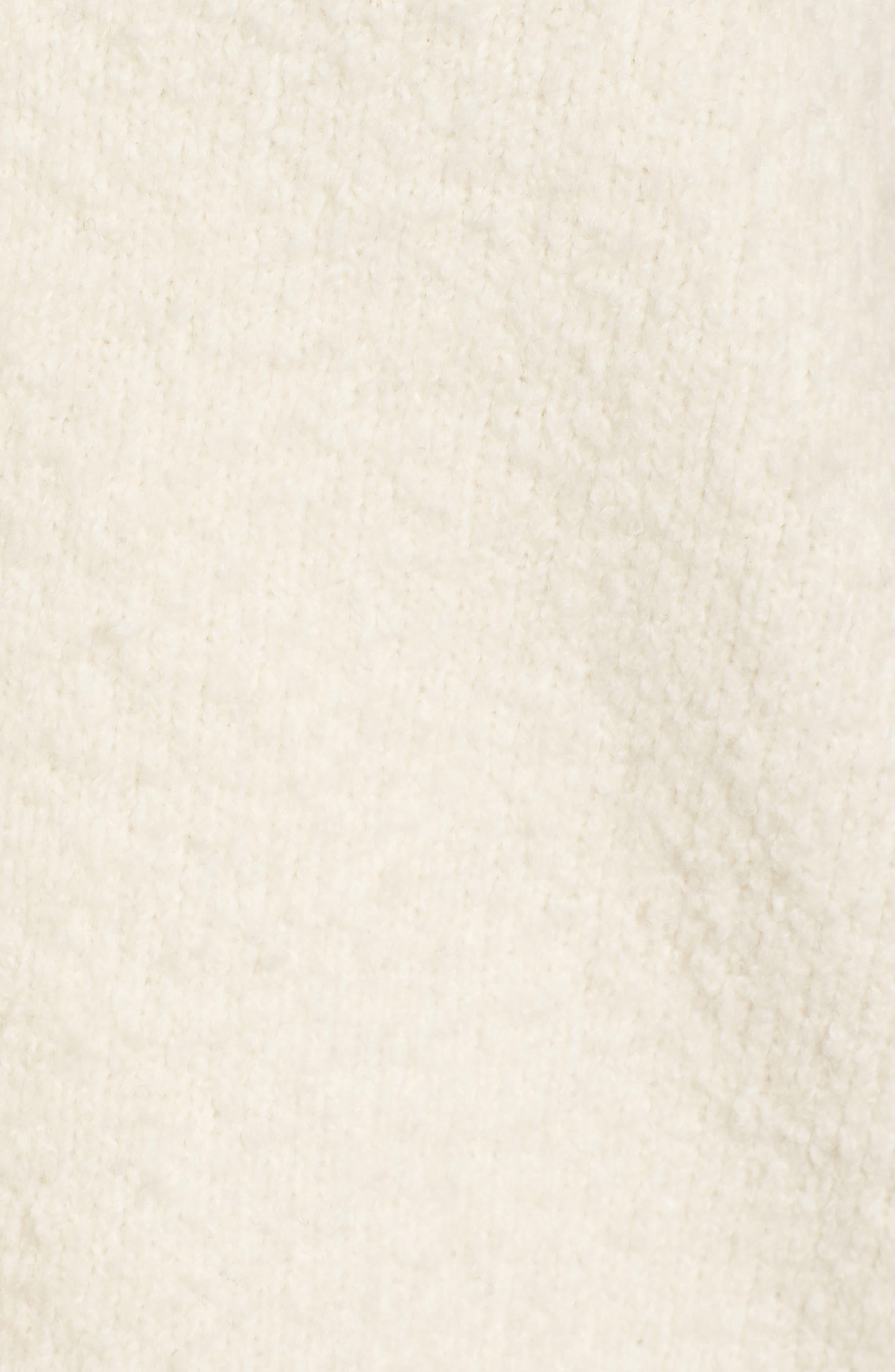 Organic Cotton Blend Cardigan,                             Alternate thumbnail 10, color,