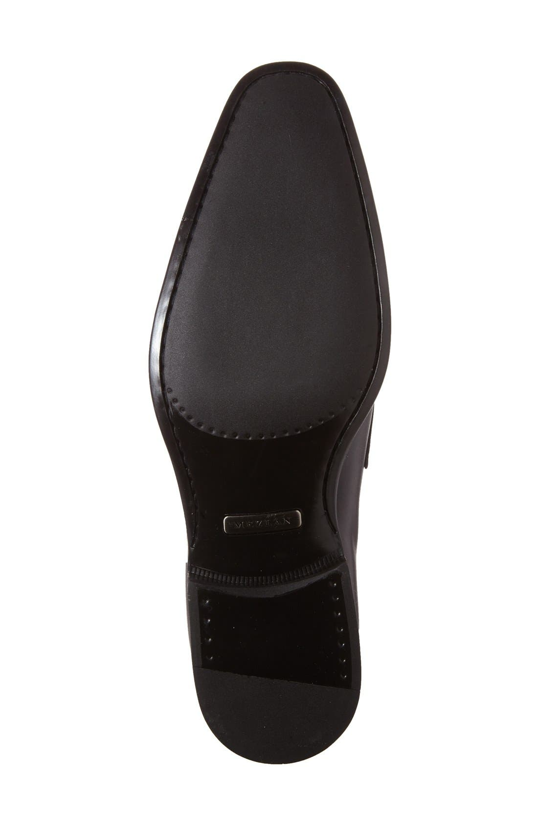 'Trento' Penny Loafer,                             Alternate thumbnail 3, color,