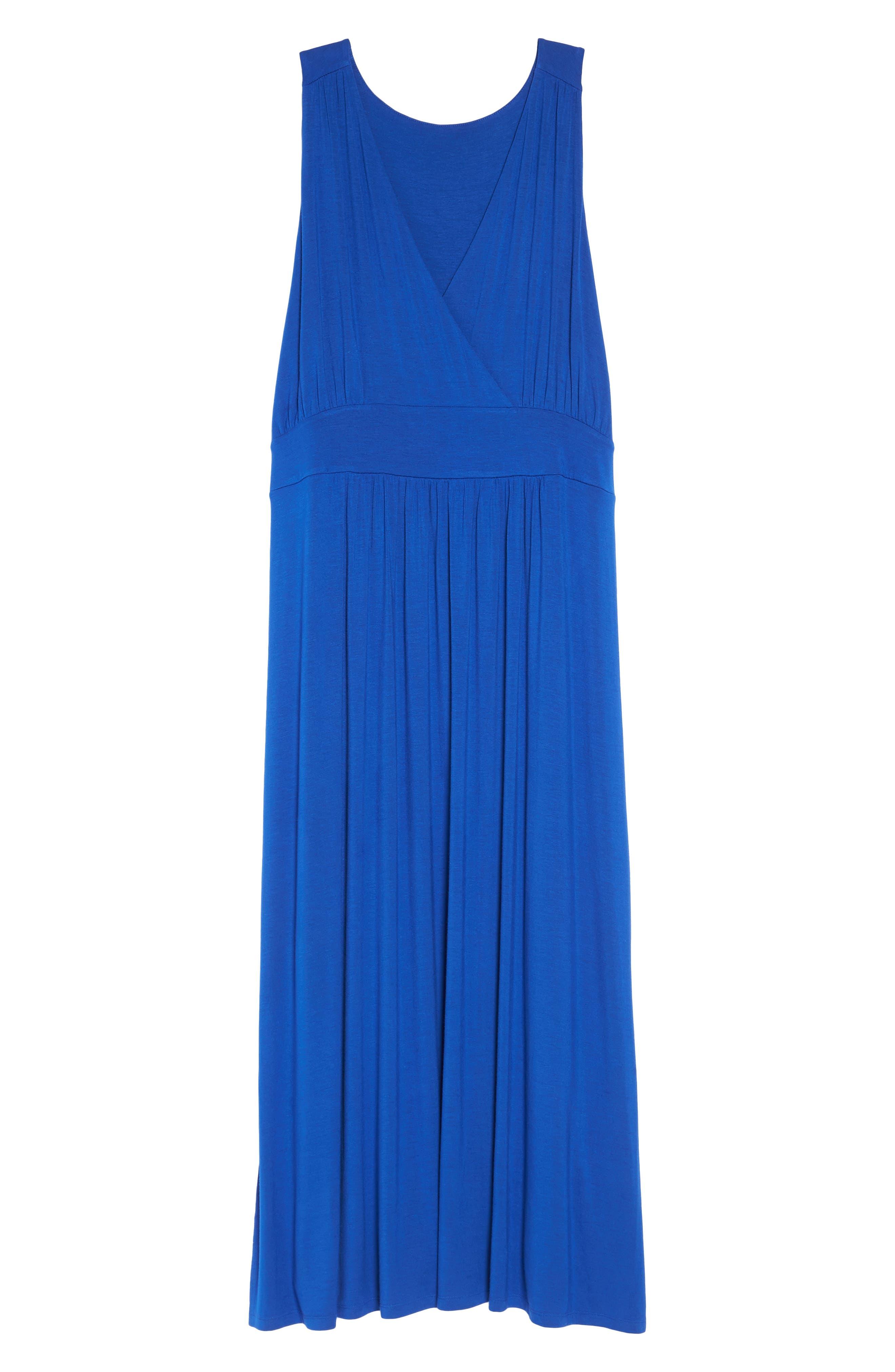 Knit Maxi Dress,                             Alternate thumbnail 23, color,