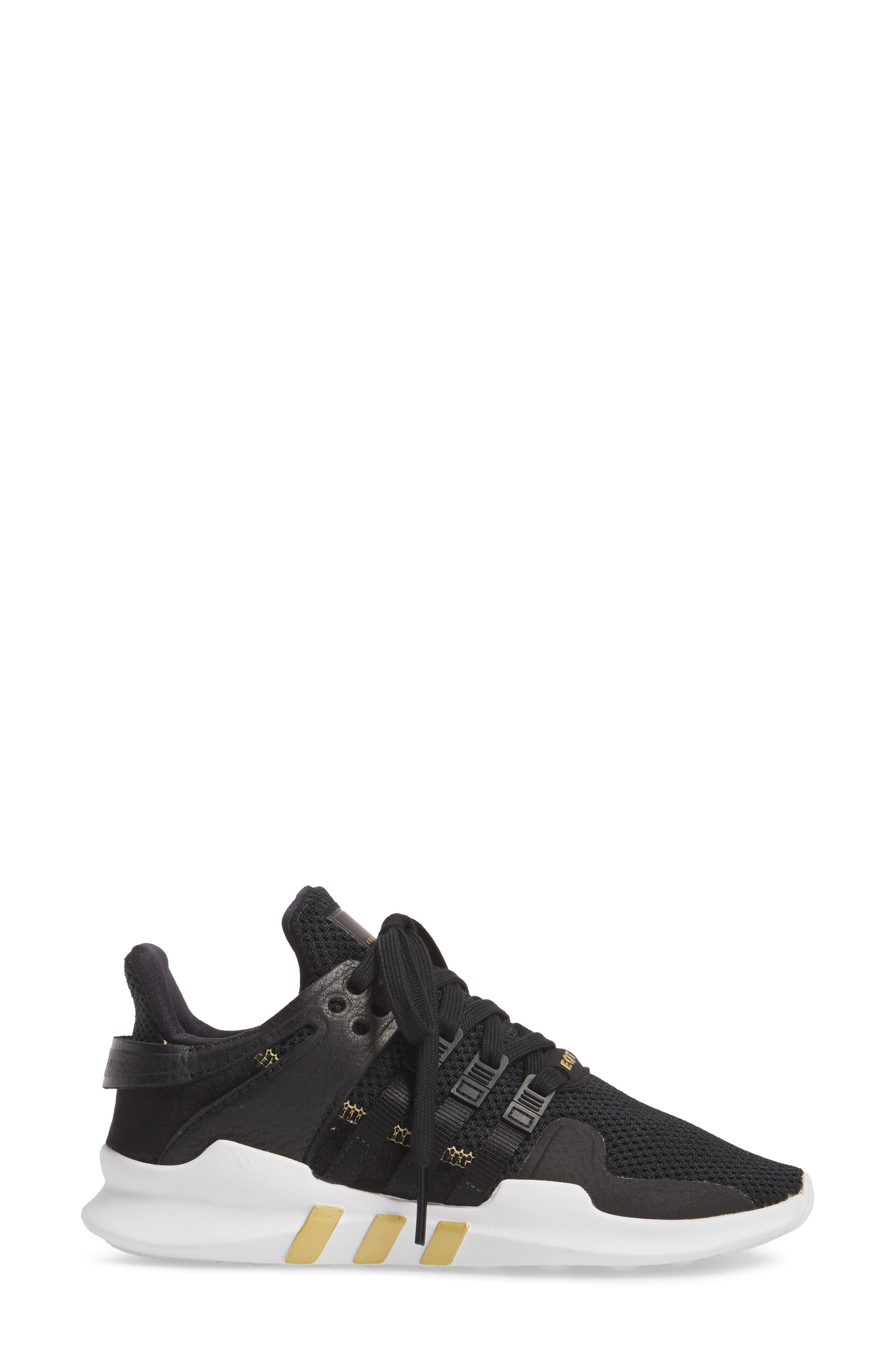 EQT Support Adv Sneaker,                             Alternate thumbnail 3, color,                             006
