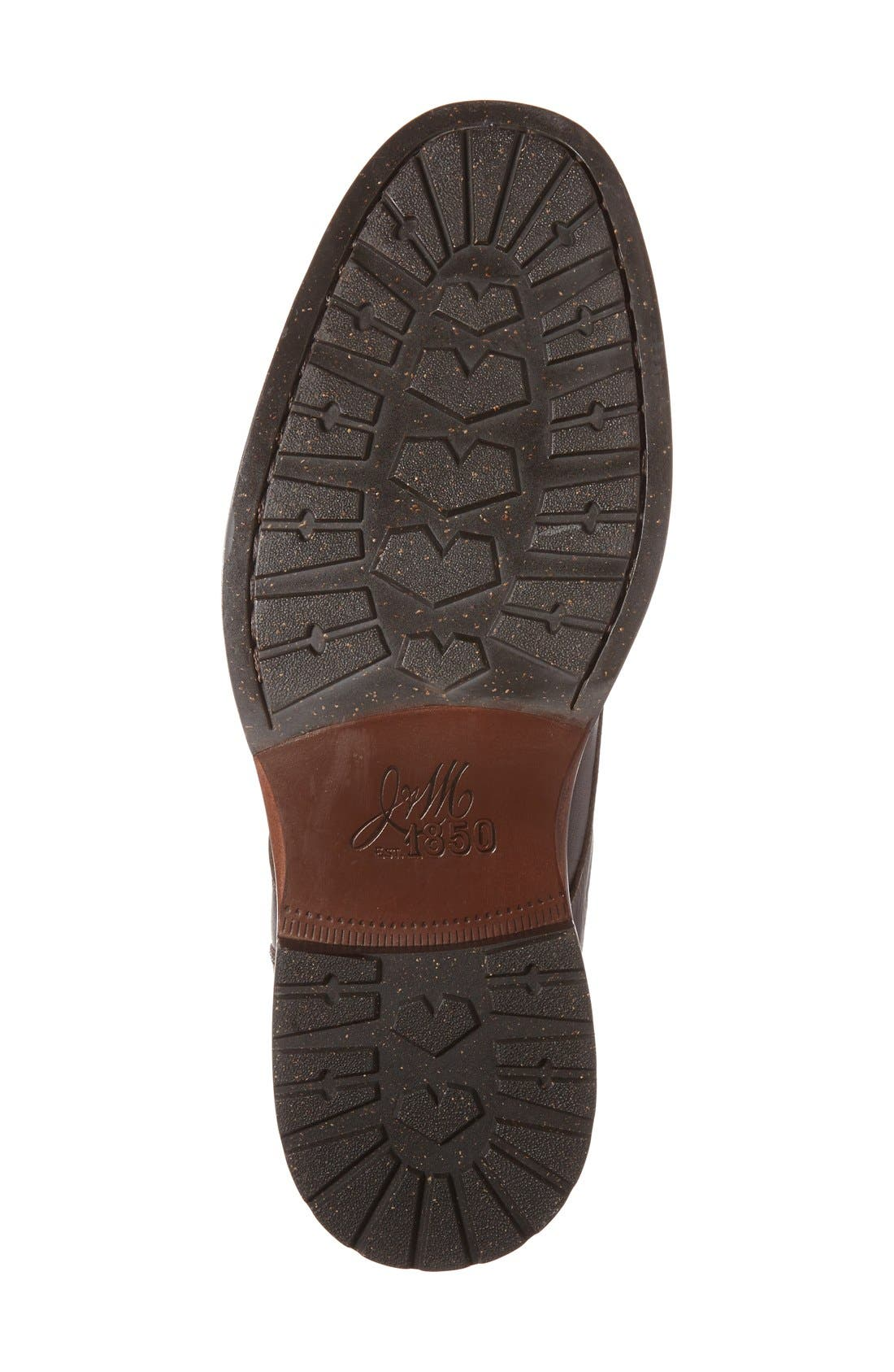 'Baird' Moc Toe Boot,                             Alternate thumbnail 4, color,                             201