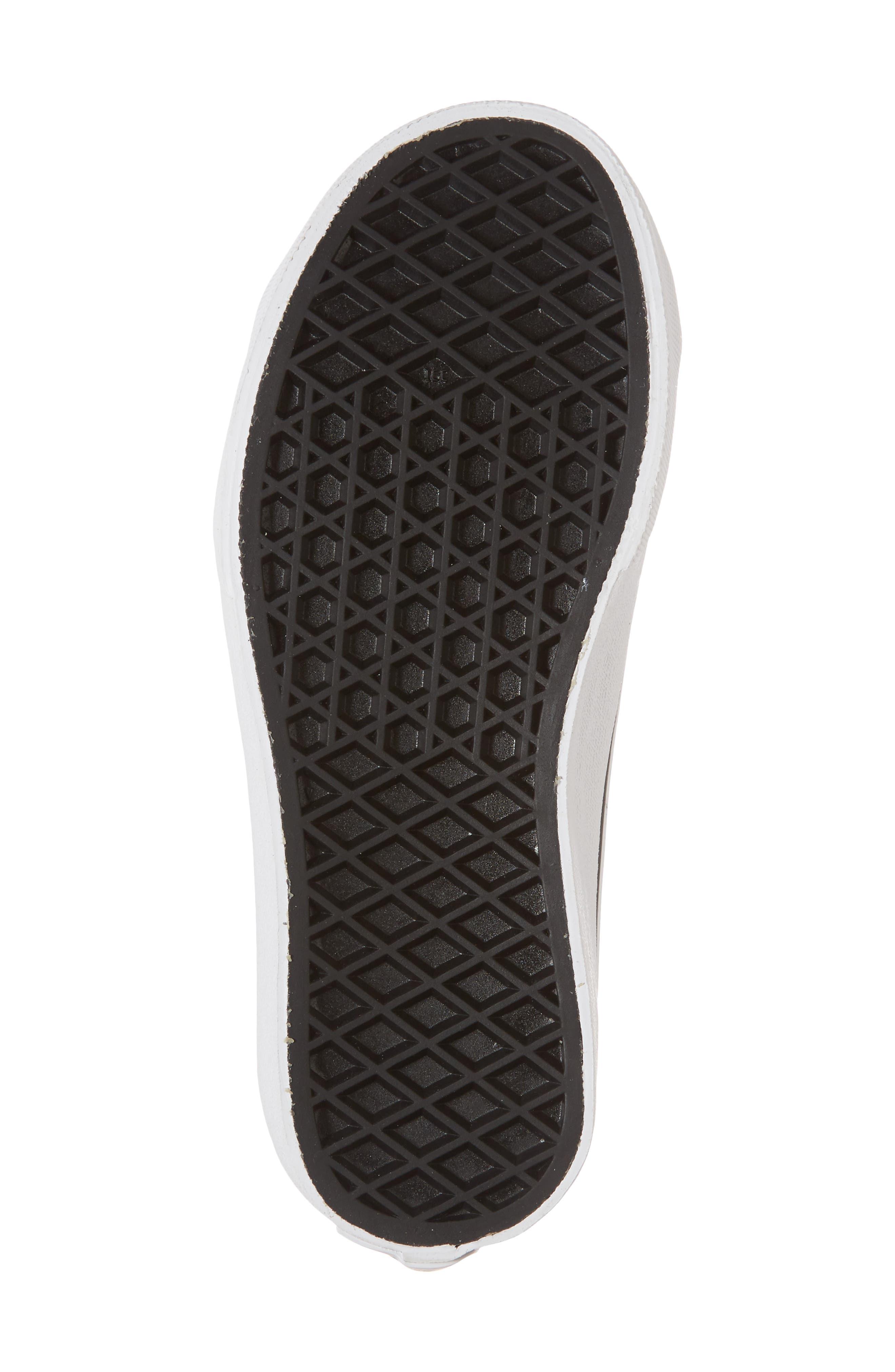 Style 23 V Sneaker,                             Alternate thumbnail 6, color,                             001