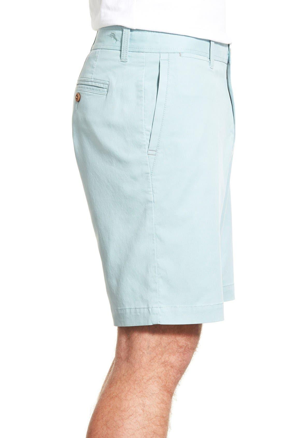 'Offshore' Flat Front Shorts,                             Alternate thumbnail 33, color,