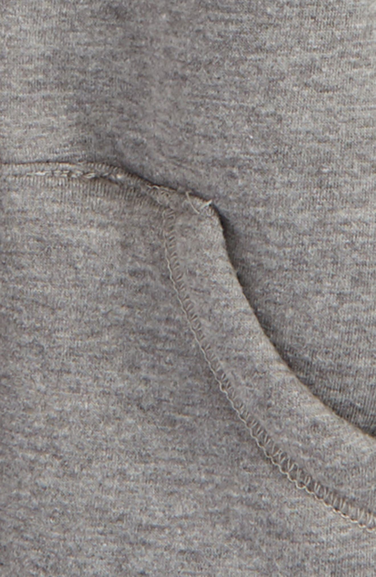 Fuzzy Lined Jacket,                             Alternate thumbnail 4, color,