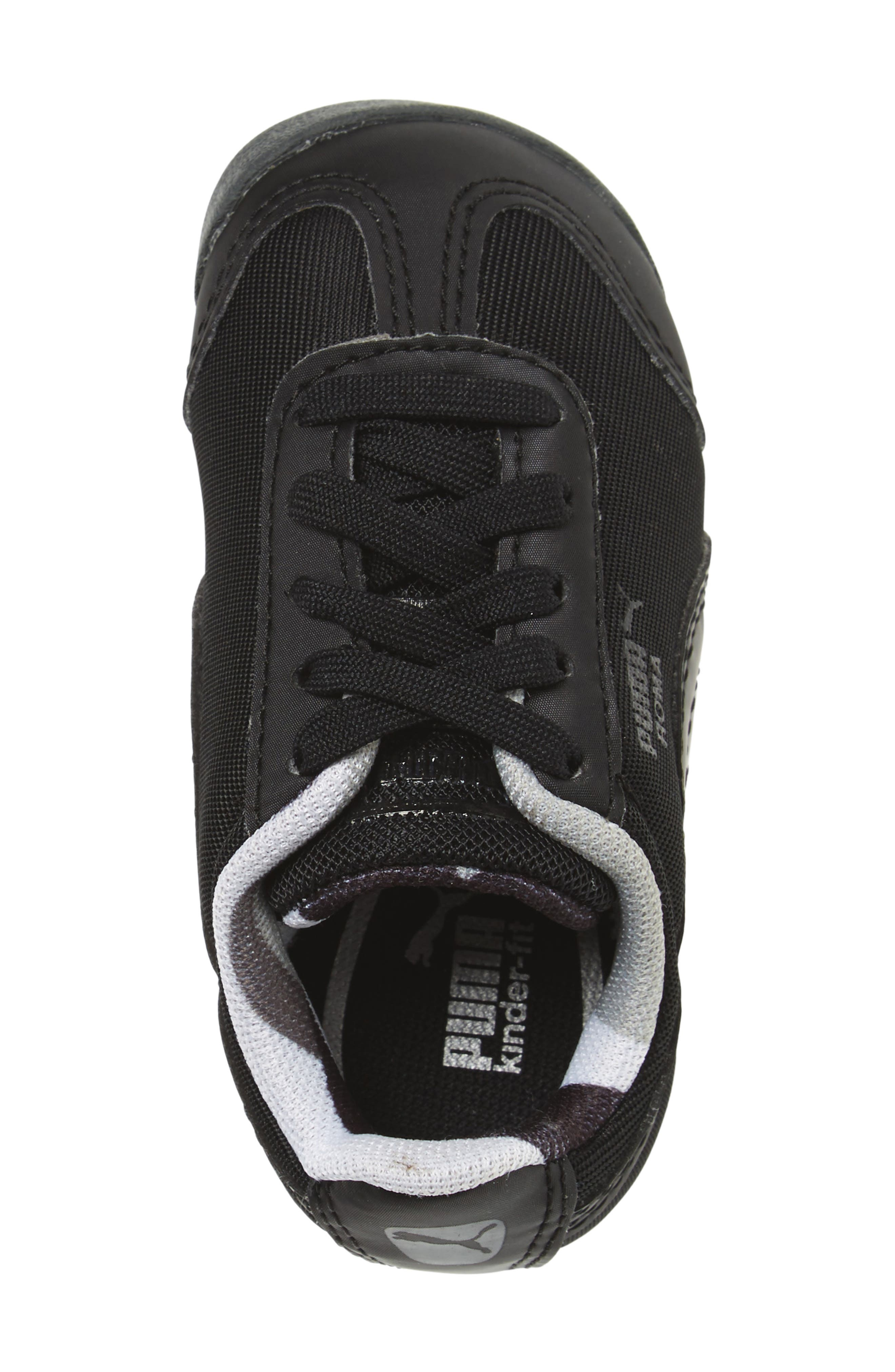 Roma Basic Sneaker,                             Alternate thumbnail 3, color,                             001