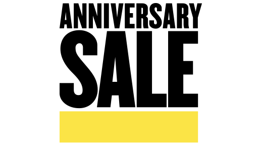 Save The Date For Anniversary Sale