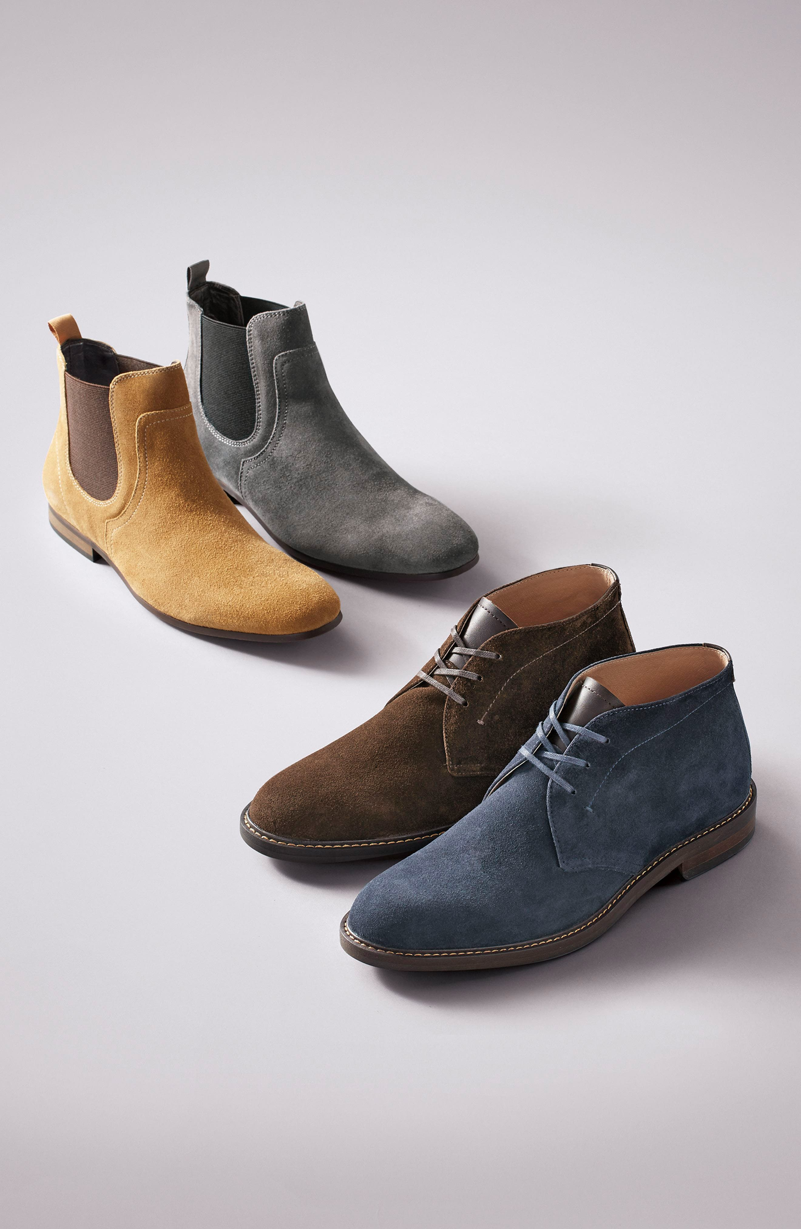 Barrett Chukka Boot,                             Alternate thumbnail 7, color,                             001
