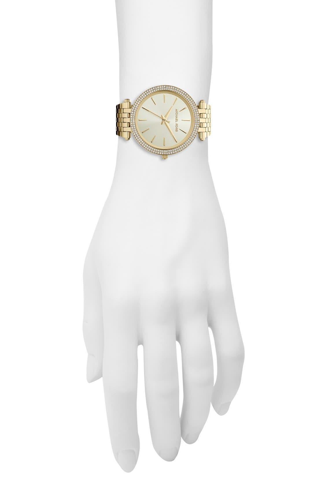 'Darci' Round Bracelet Watch, 39mm,                             Alternate thumbnail 31, color,