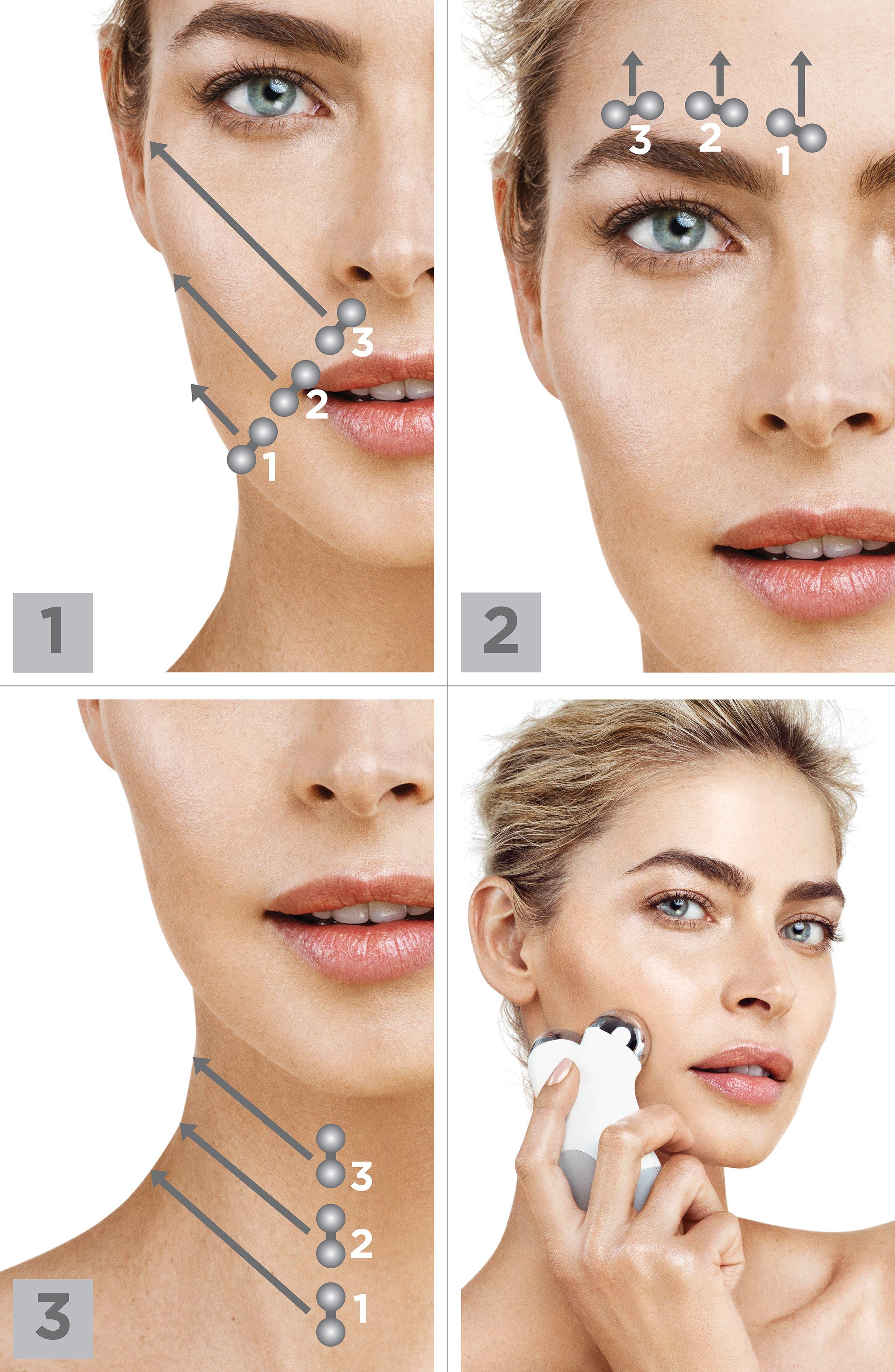 NUFACE<SUP>®</SUP>,                             mini Facial Toning Device,                             Alternate thumbnail 4, color,                             100