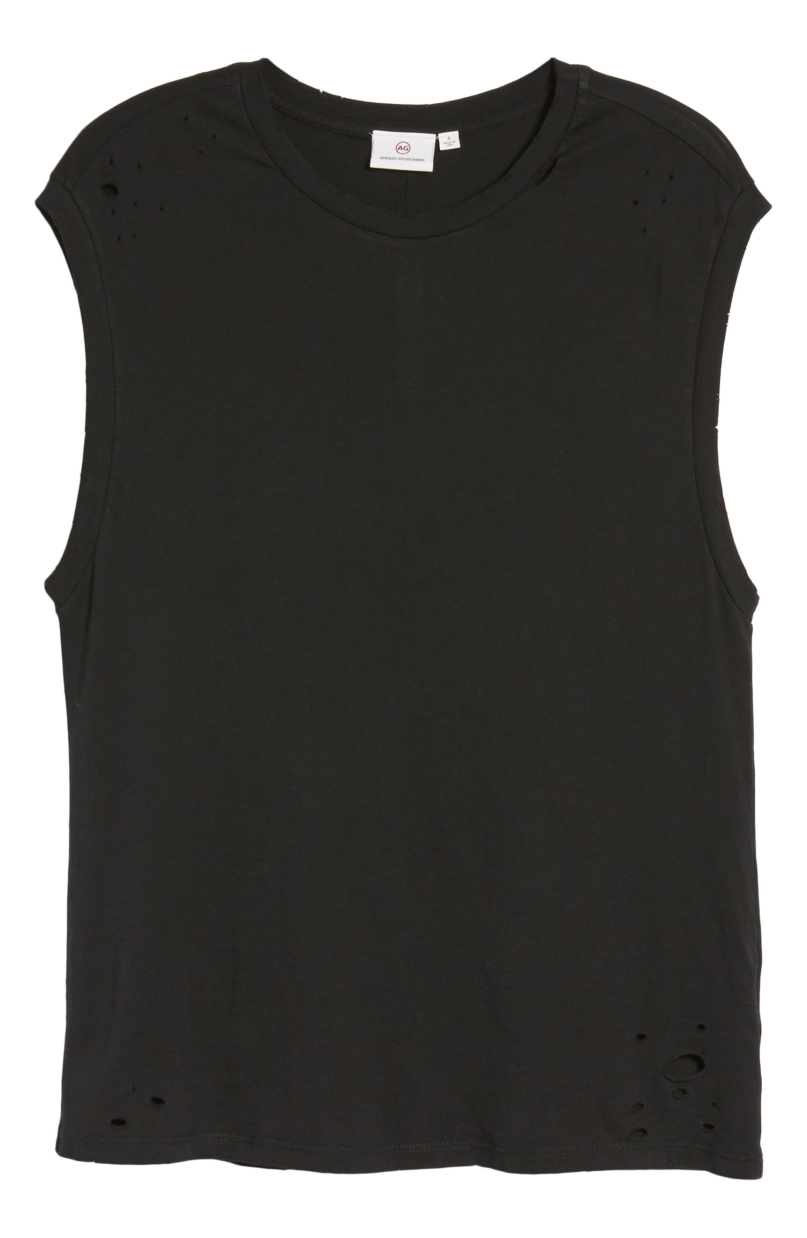 Saint Muscle Tee,                             Alternate thumbnail 16, color,