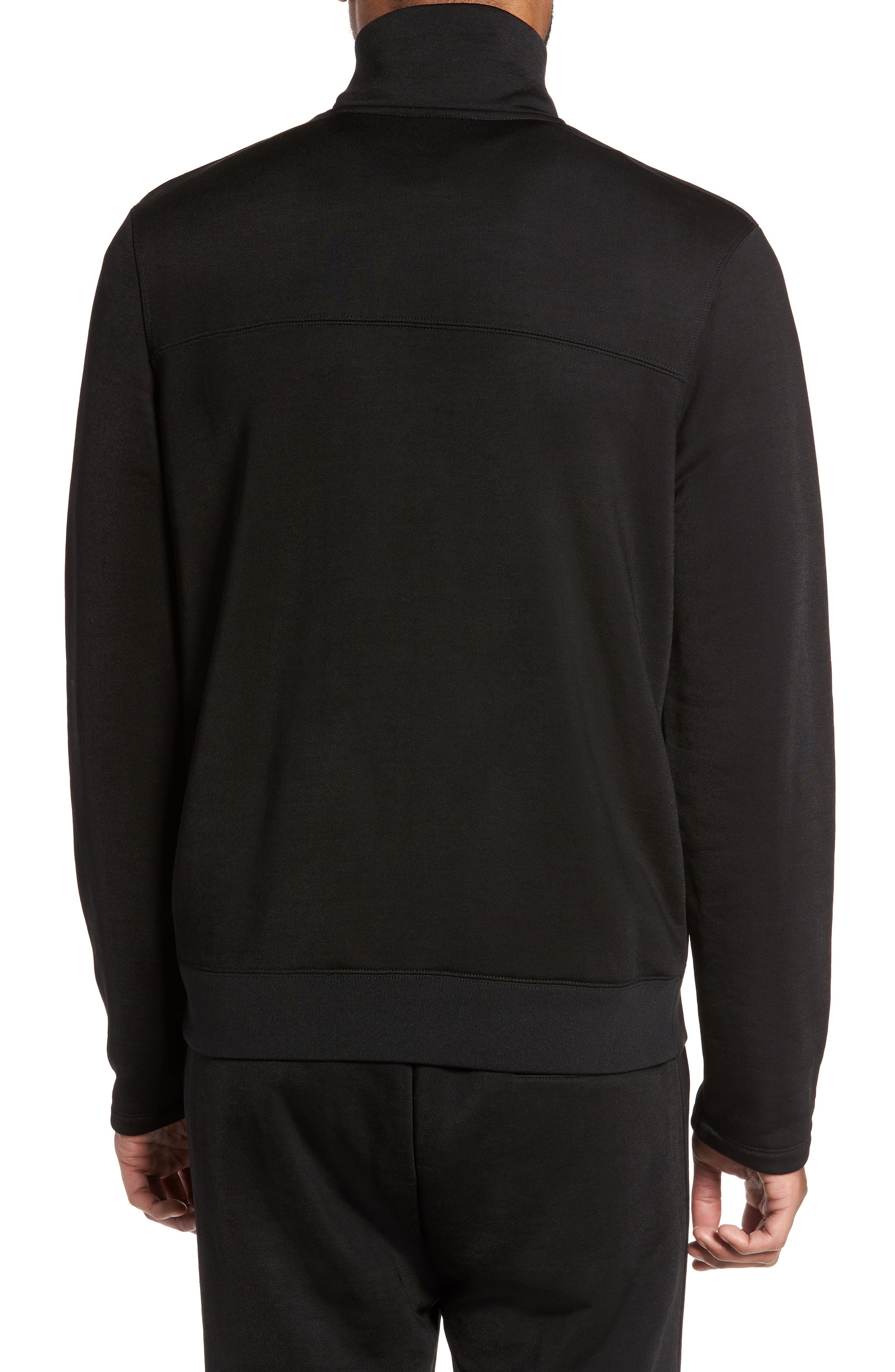 Quarter Zip Pullover,                             Alternate thumbnail 3, color,