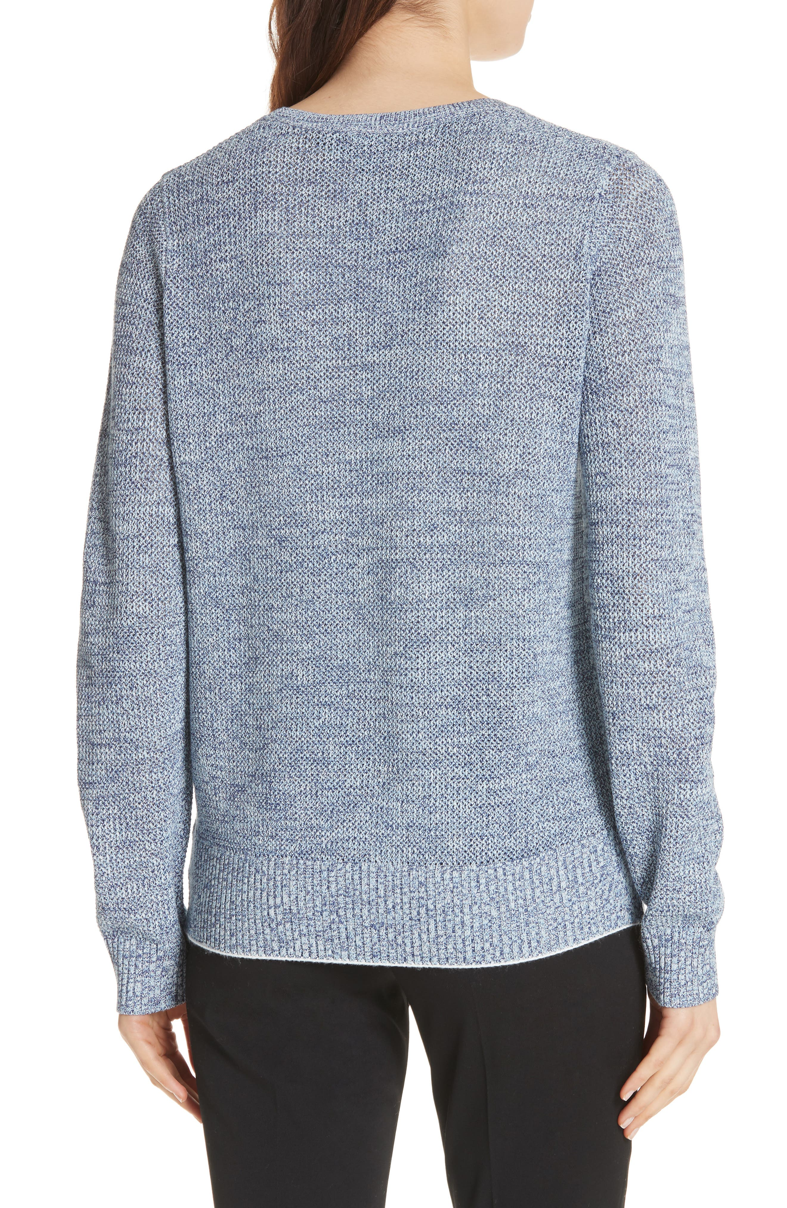 Prosecco Marled Sweater,                             Alternate thumbnail 2, color,                             404