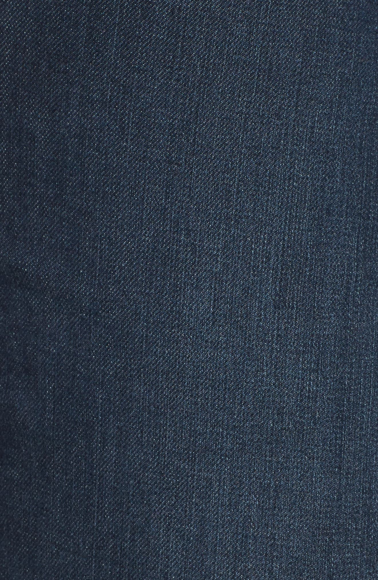 Ab-solution Itty Bitty Bootcut Jeans,                             Alternate thumbnail 6, color,                             420