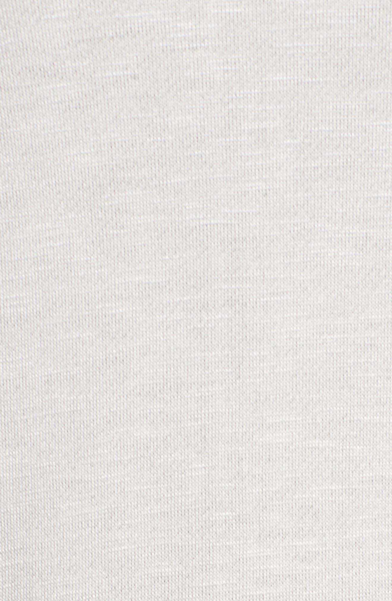 Ruffle Back Sweatshirt,                             Alternate thumbnail 22, color,