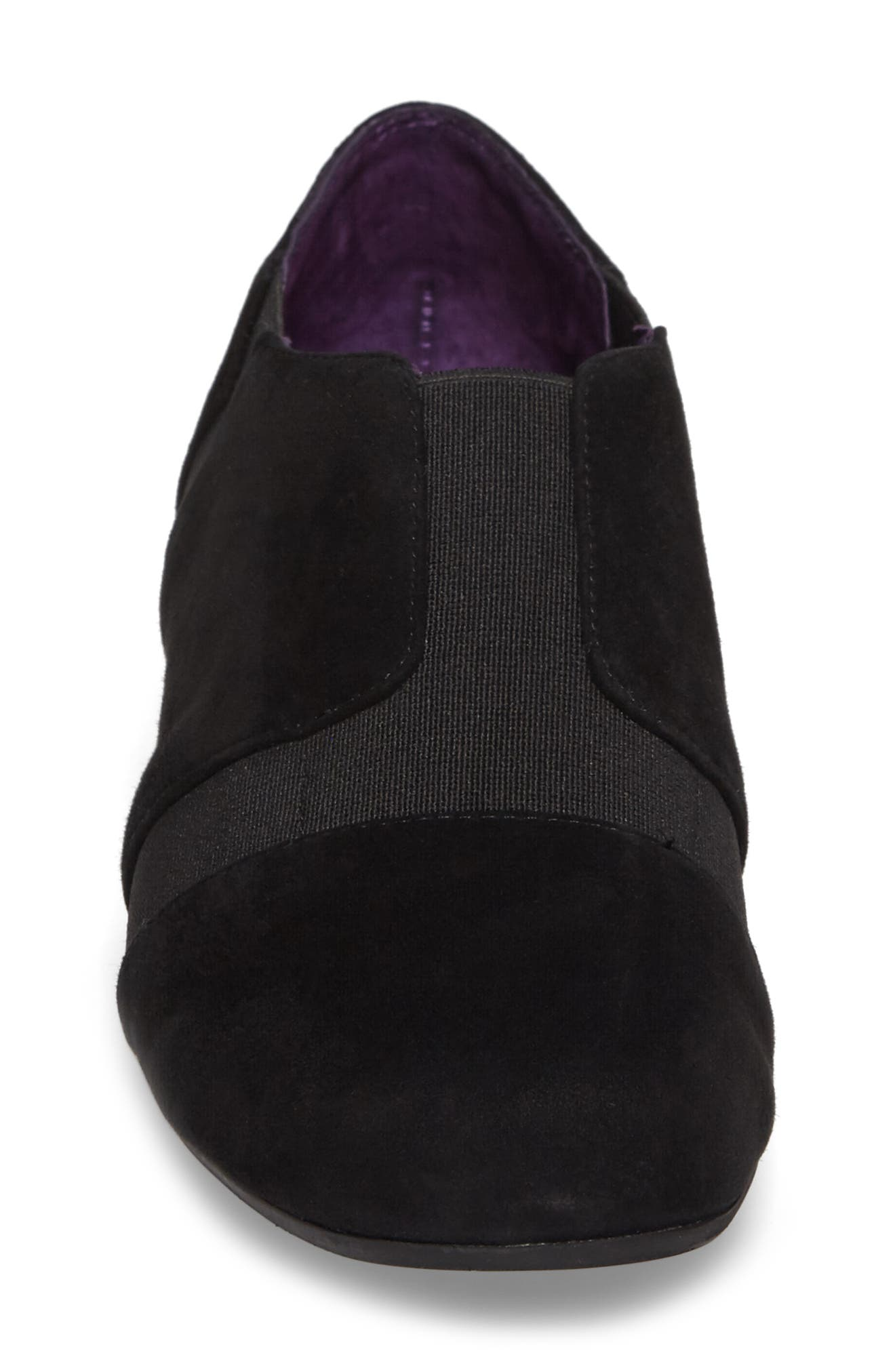 Mackie Hidden Wedge Slip-On,                             Alternate thumbnail 4, color,                             001