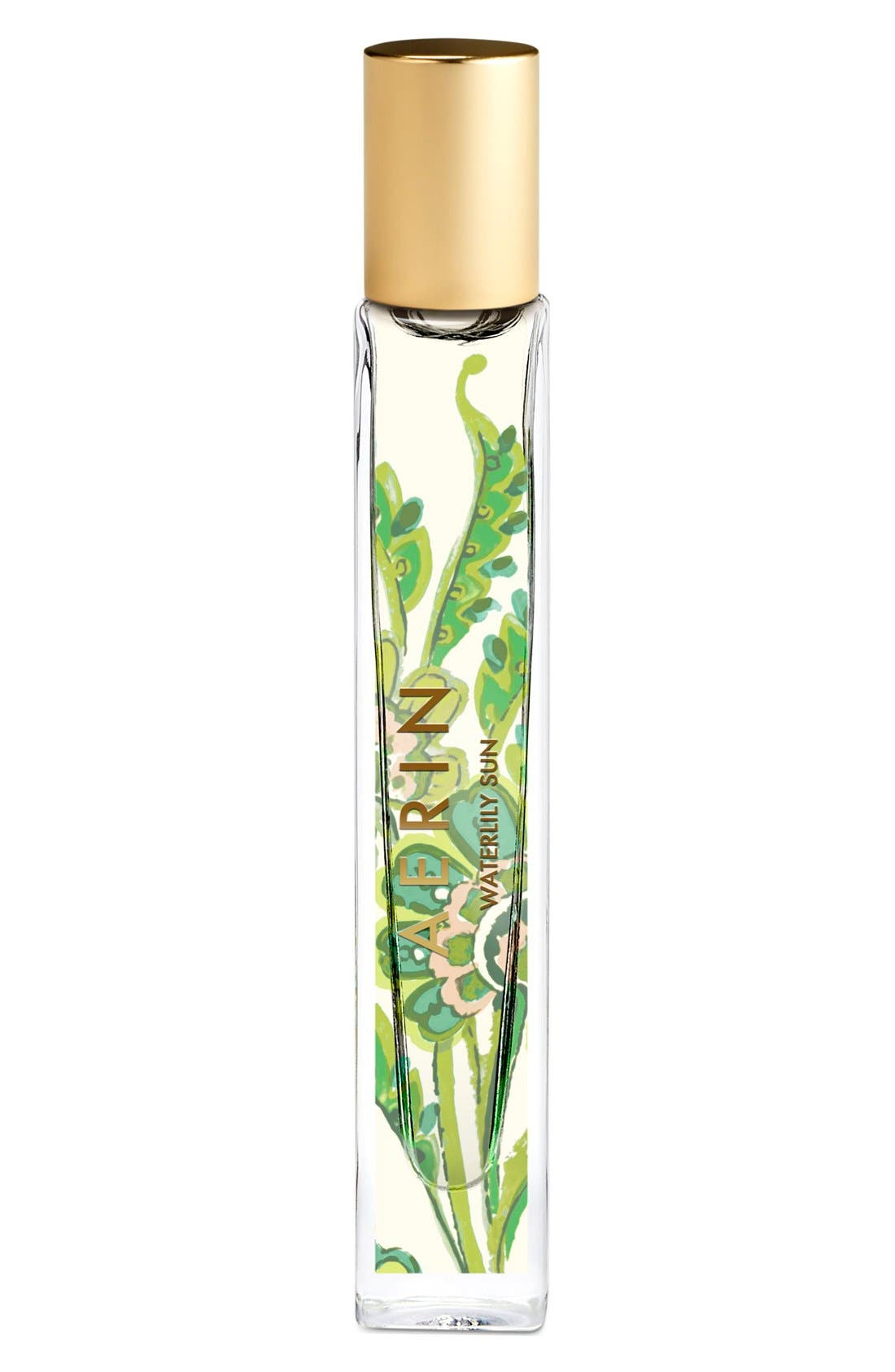 AERIN Beauty Waterlily Sun Rollerball,                             Main thumbnail 1, color,                             000