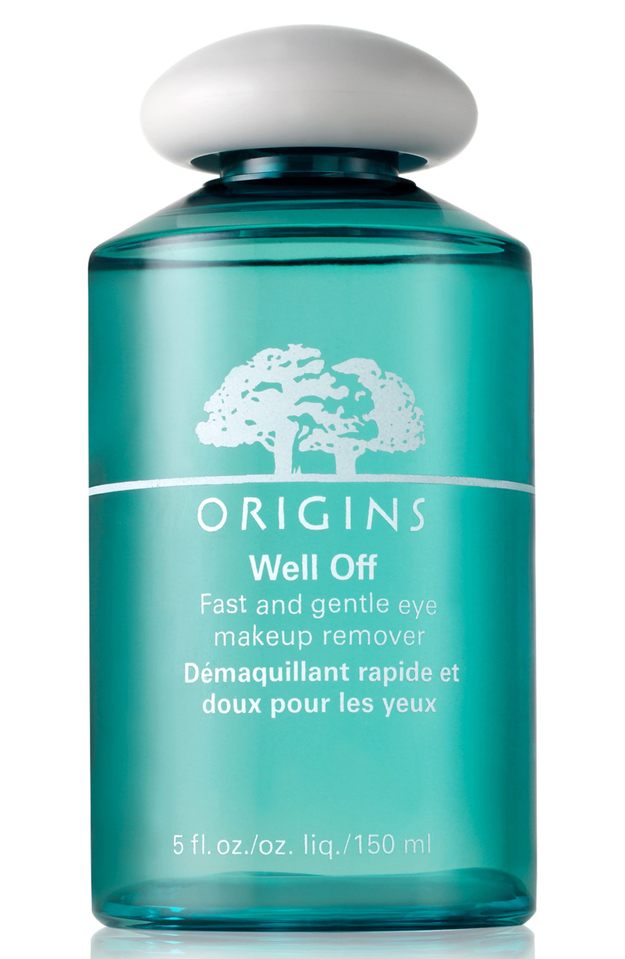 Well Off<sup>®</sup> Fast & Gentle Eye Makeup Remover,                             Alternate thumbnail 2, color,                             NO COLOR