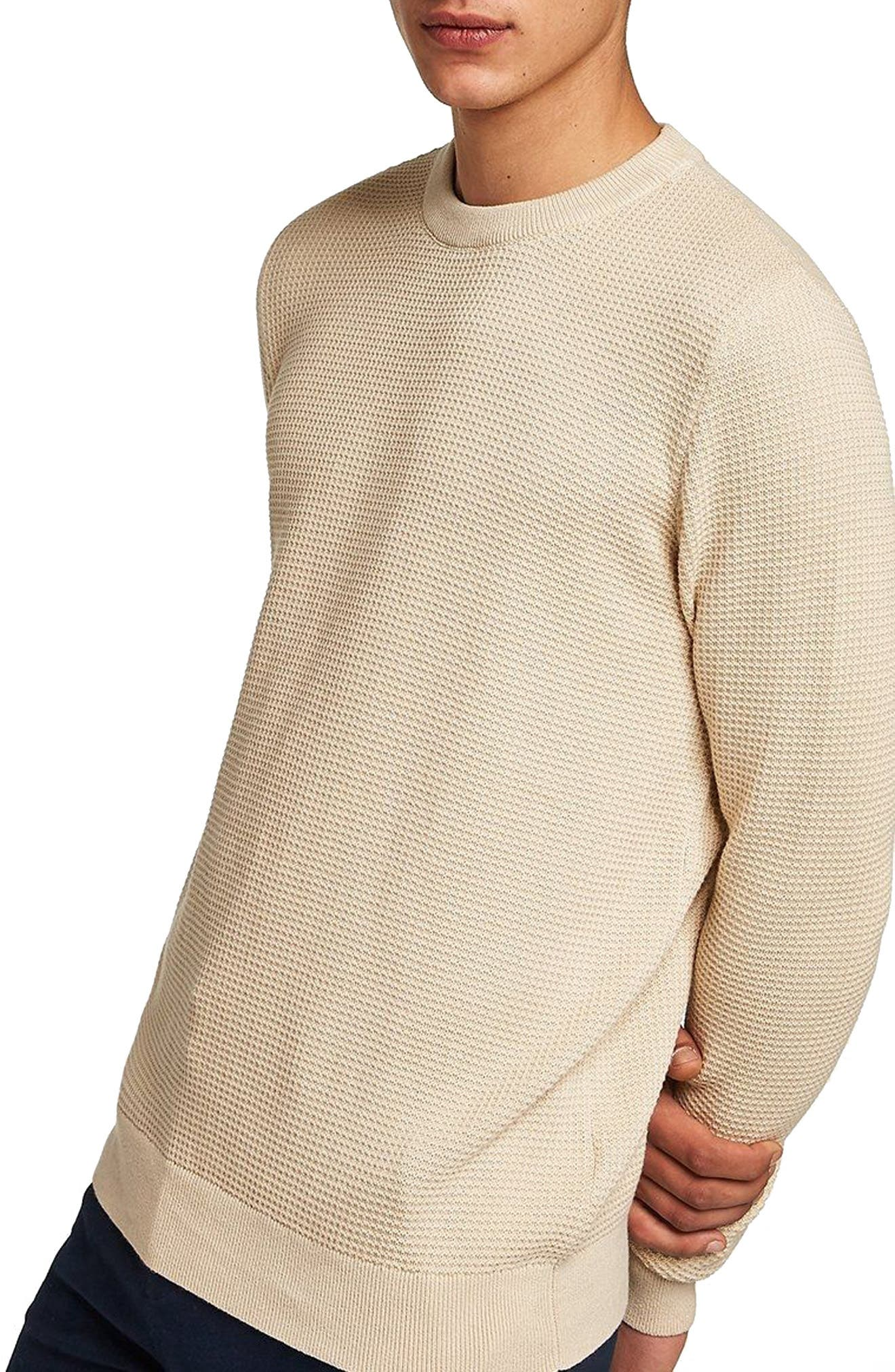 Thermal Knit Sweater,                             Main thumbnail 1, color,                             250