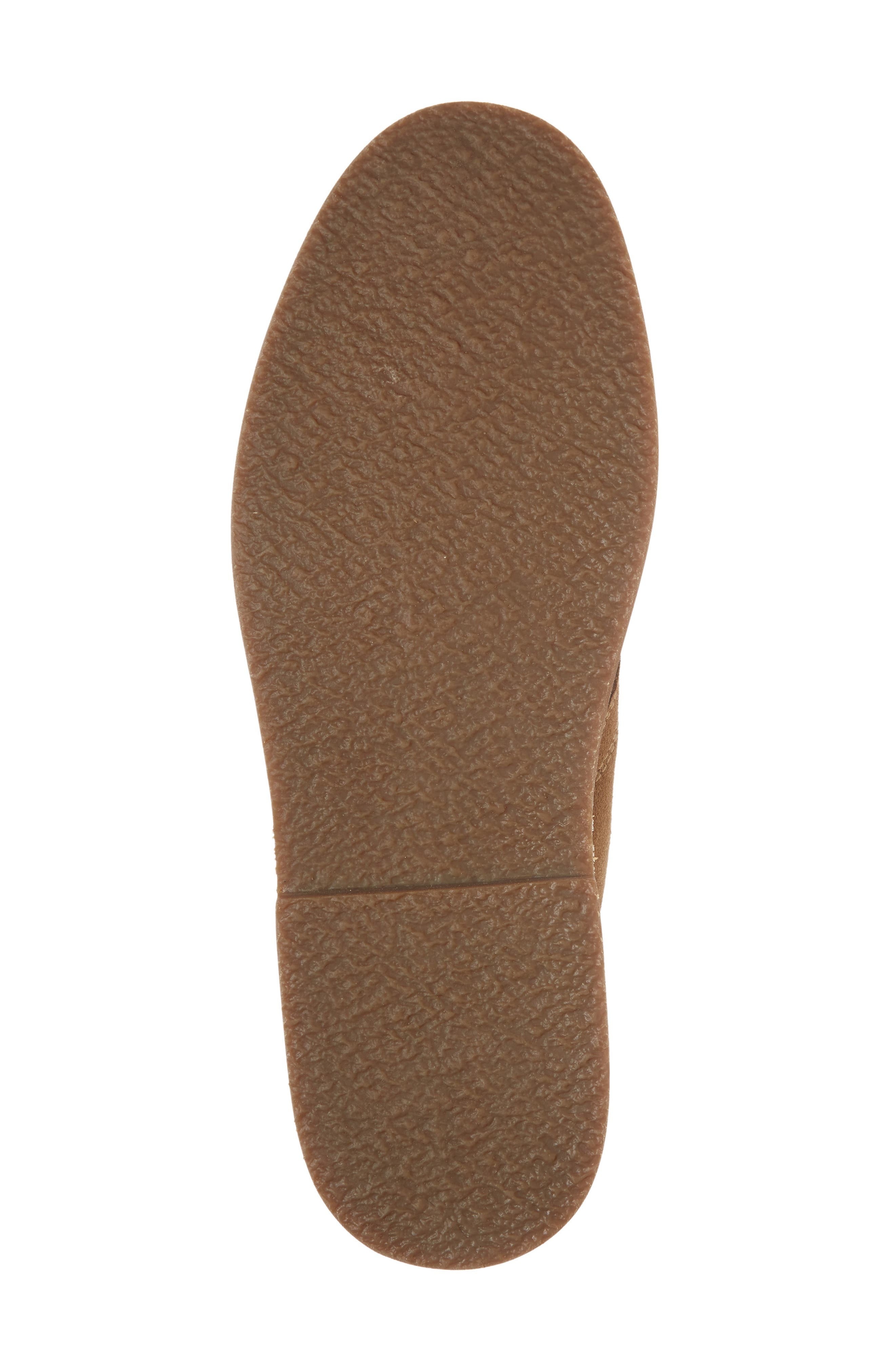 Tempe Chukka Boot,                             Alternate thumbnail 6, color,                             SAND SUEDE