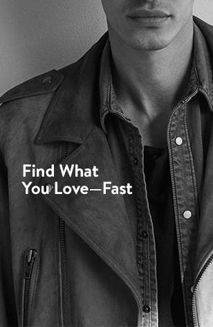 Find What You Love - Fast