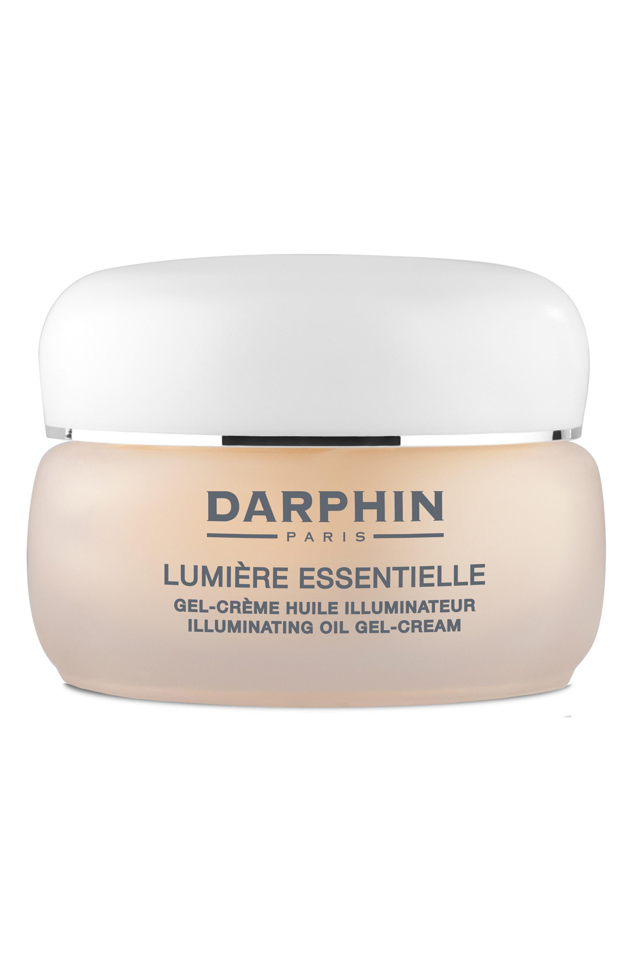 Lumière Essentielle Illuminating Oil Gel-Cream,                         Main,                         color, NO COLOR