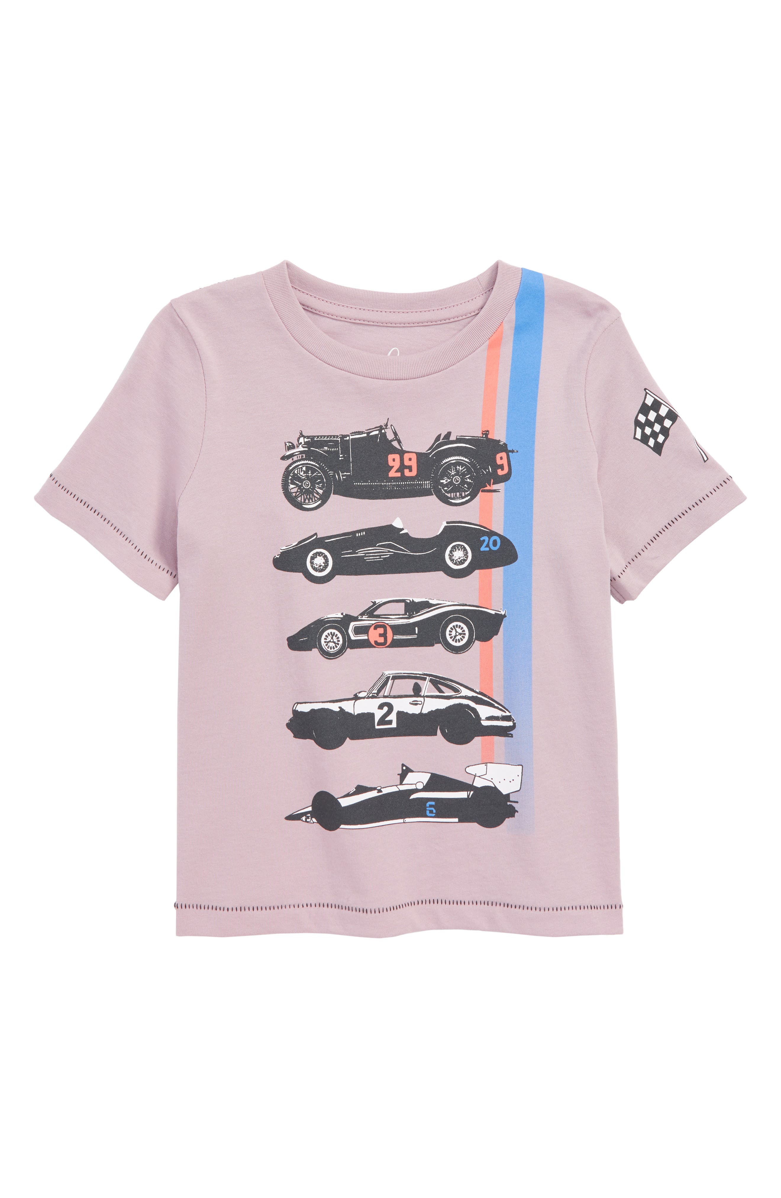 Race Car Graphic T-Shirt,                             Main thumbnail 1, color,                             515