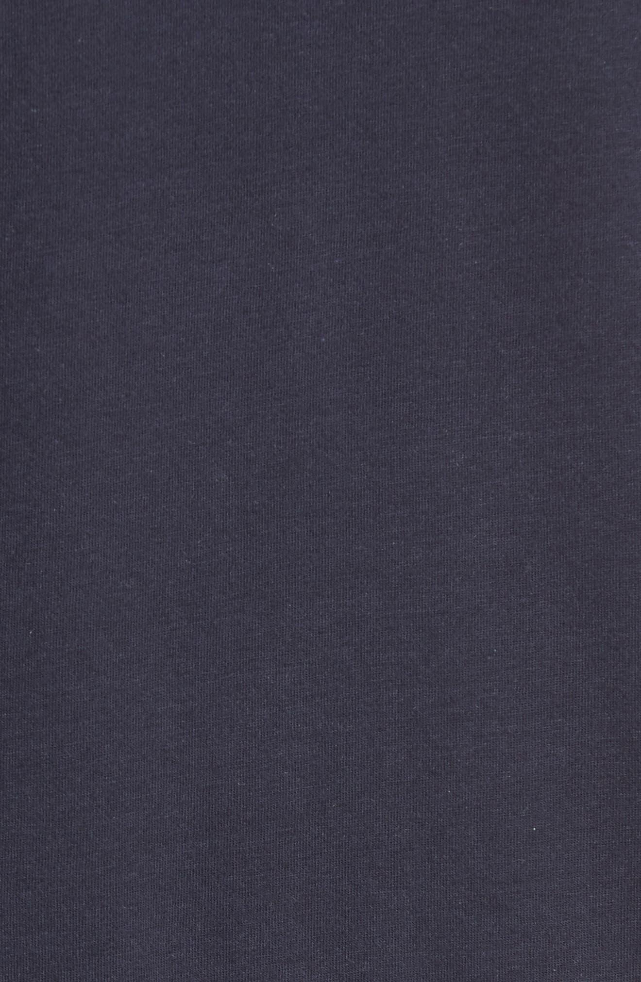 Essential V-Neck T-Shirt,                             Alternate thumbnail 47, color,