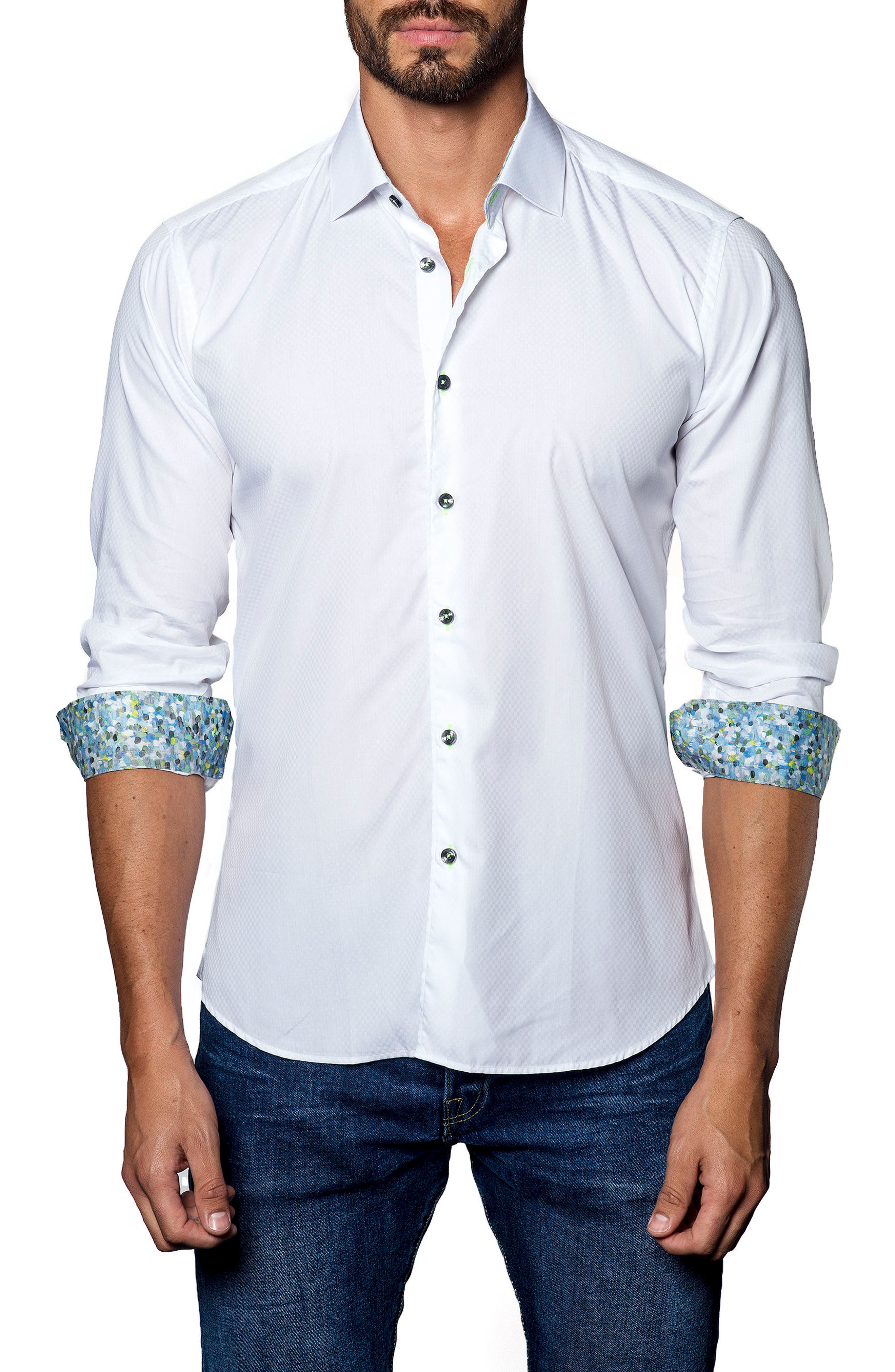 Sport Shirt,                         Main,                         color, 100