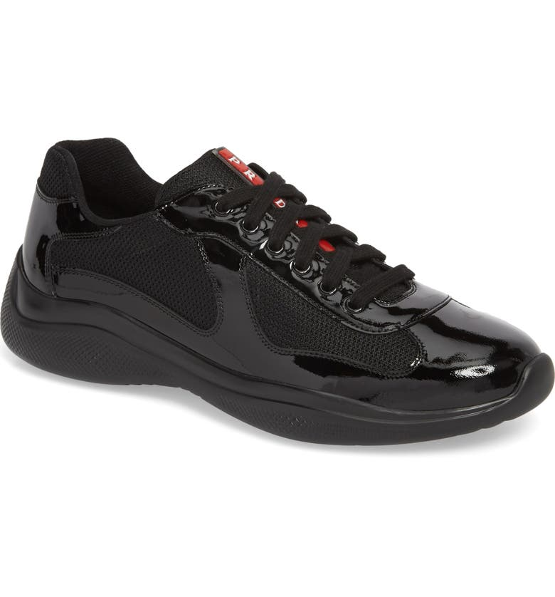Prada Americas Cup Sneaker (Men)  1fcd0fffafc