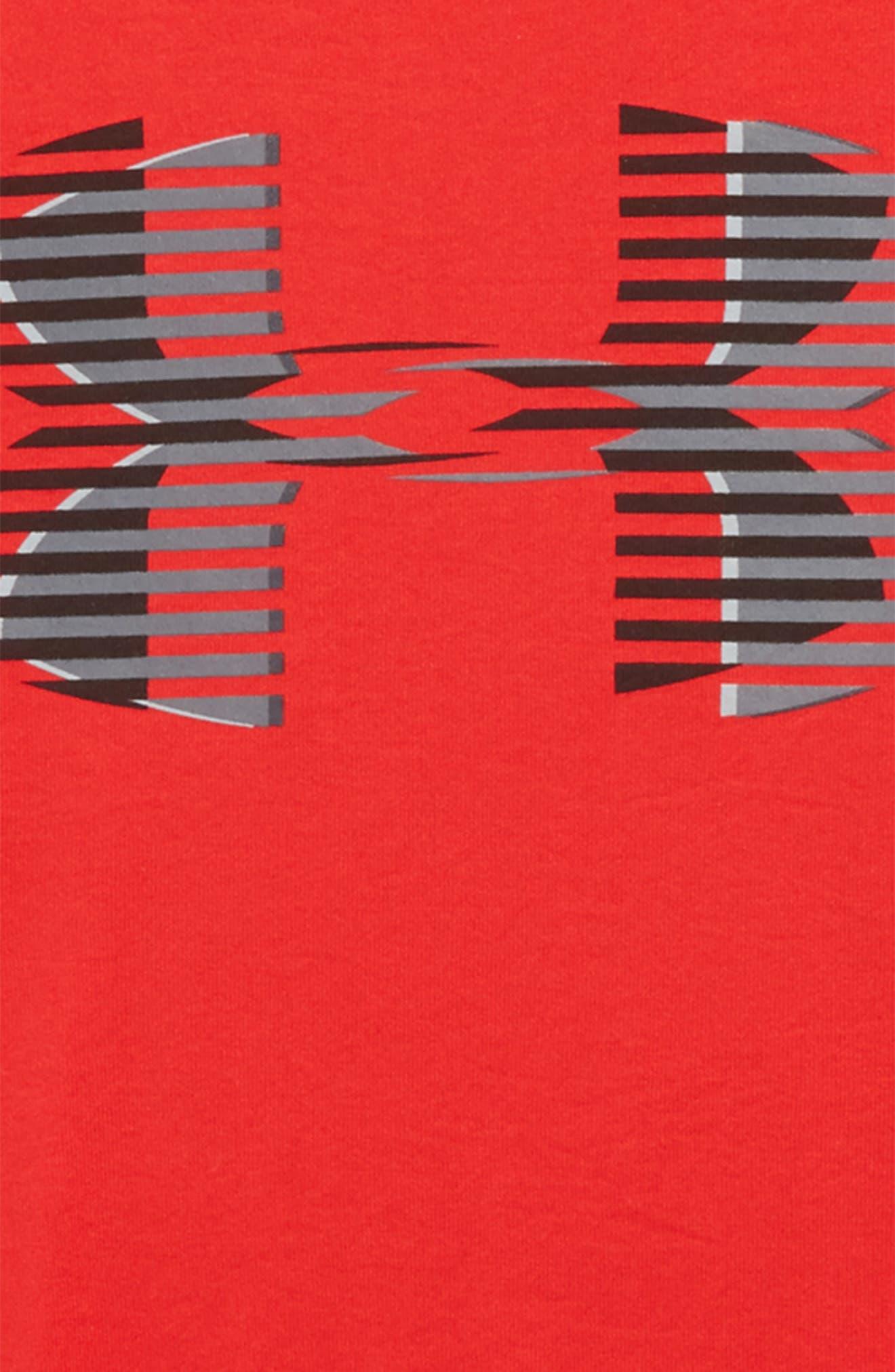 Tech Big Logo T-Shirt,                             Alternate thumbnail 6, color,