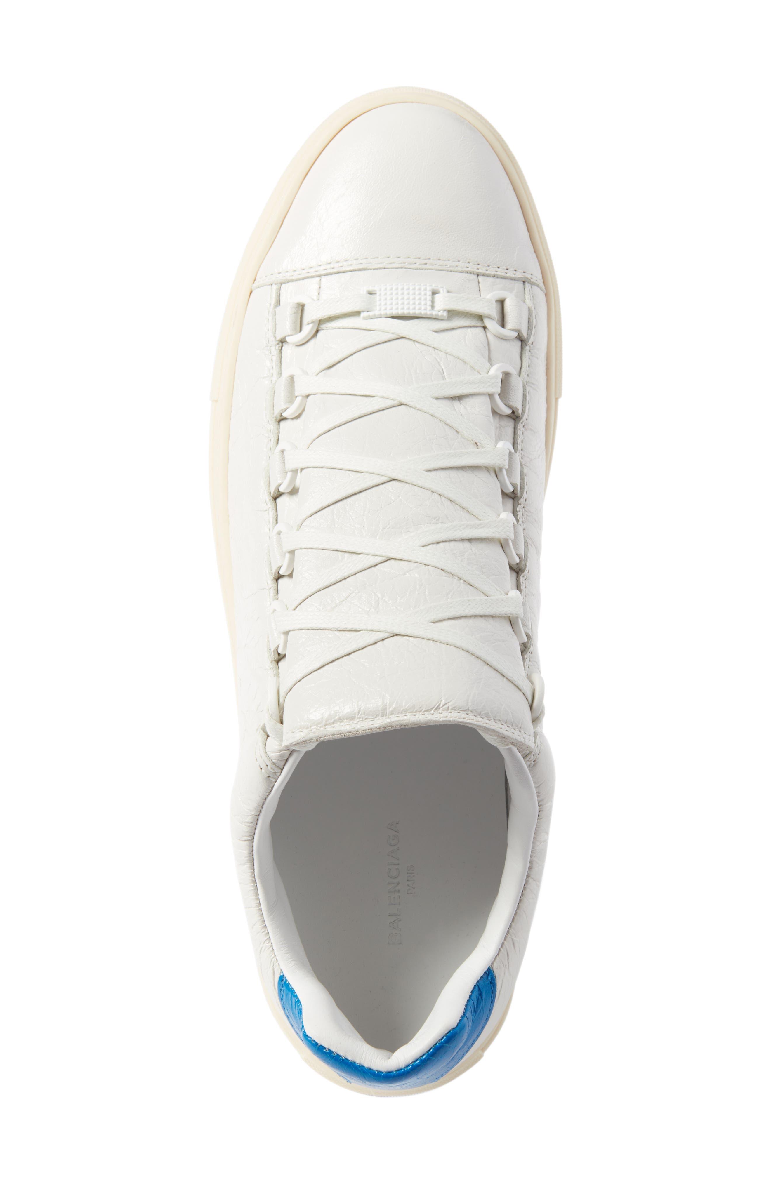 Arena Low Sneaker,                             Alternate thumbnail 5, color,                             105