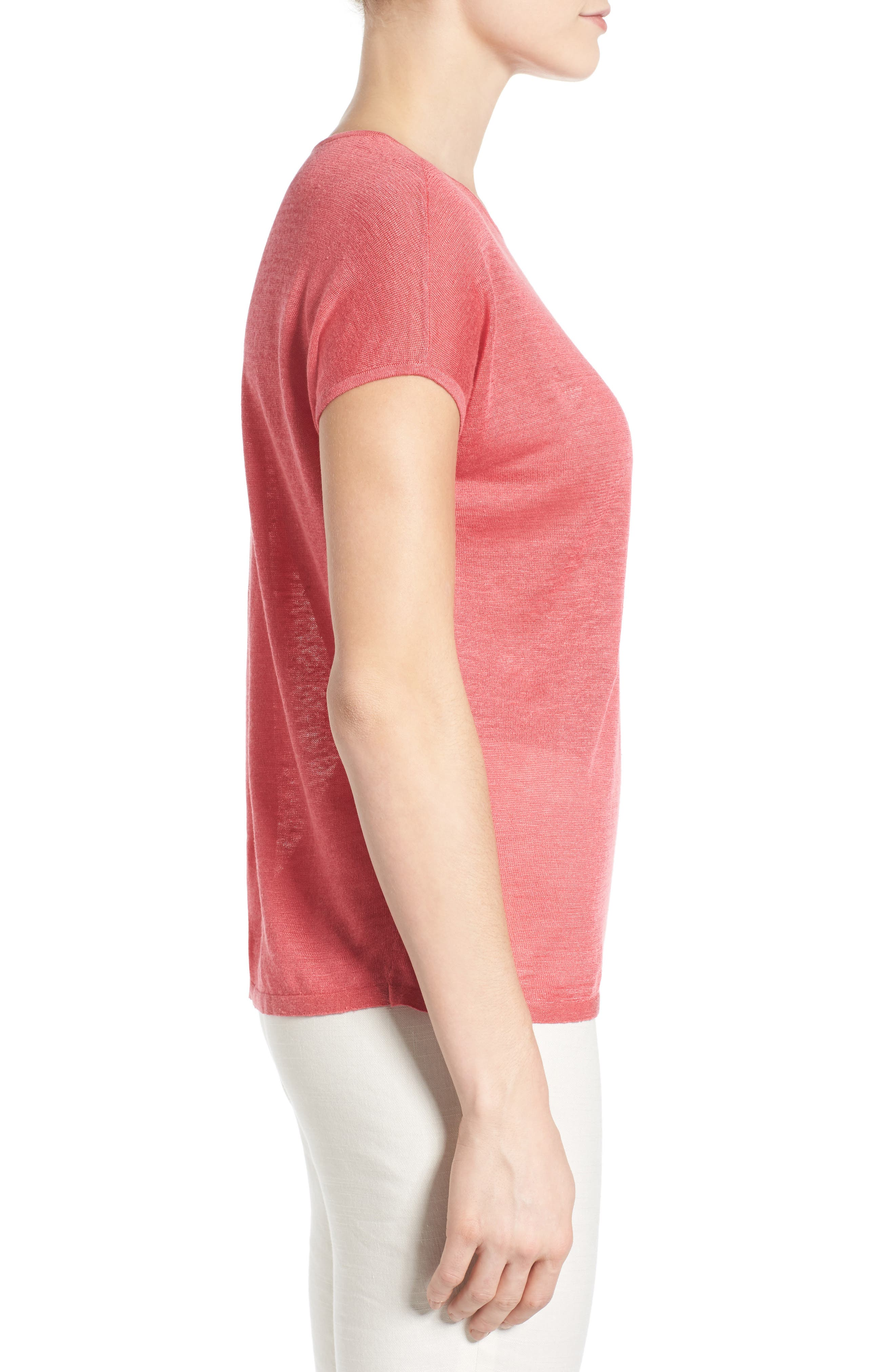 Everyday Tissue Weight Tee,                             Alternate thumbnail 33, color,