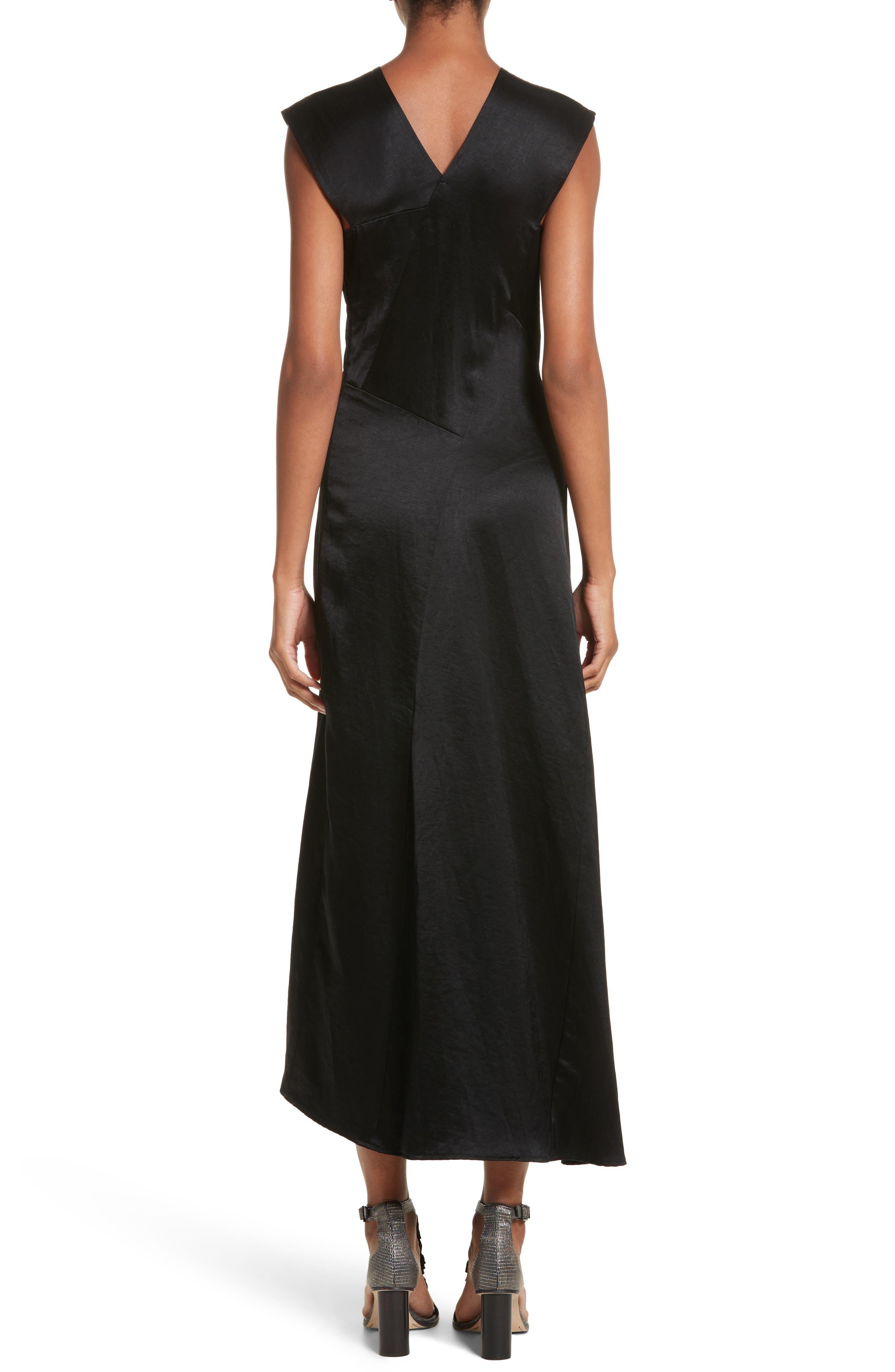 Eve Mosa Midi Dress,                             Alternate thumbnail 2, color,
