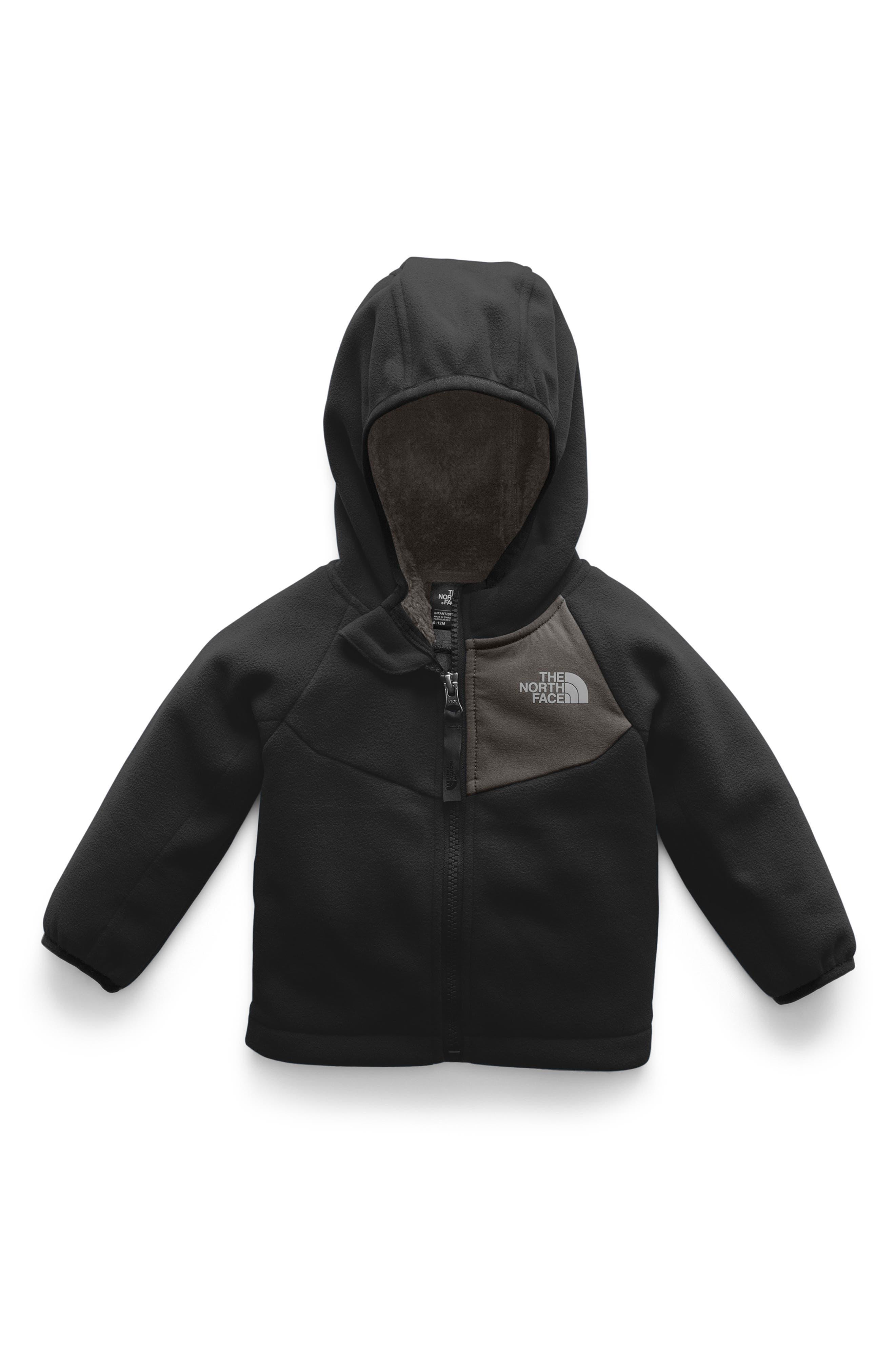 Chimborazo Hooded Jacket,                         Main,                         color, TNF BLACK/ GRAPHITE GREY