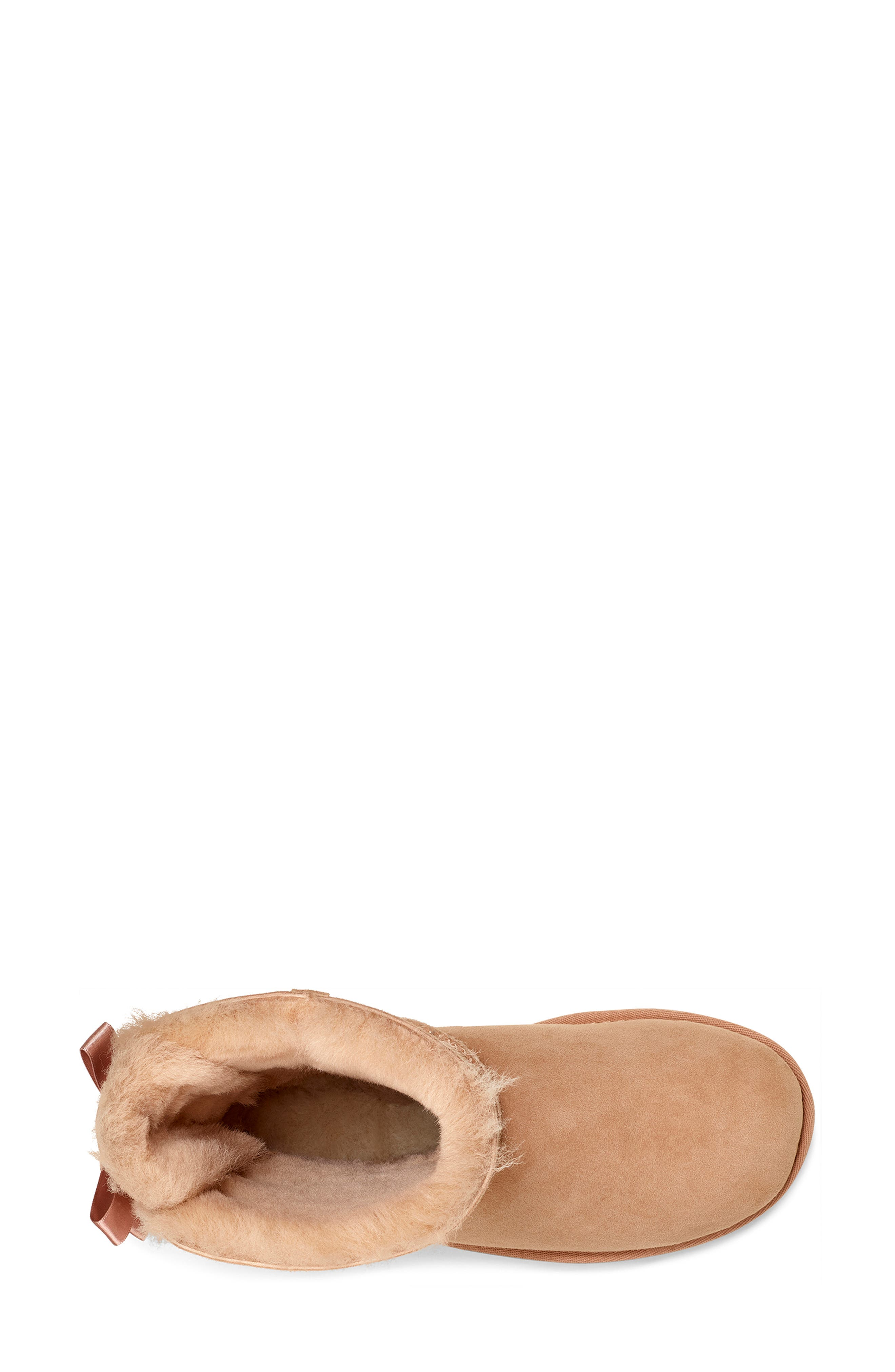 'Bailey Bow II' Boot,                             Alternate thumbnail 4, color,                             ARROYO SUEDE