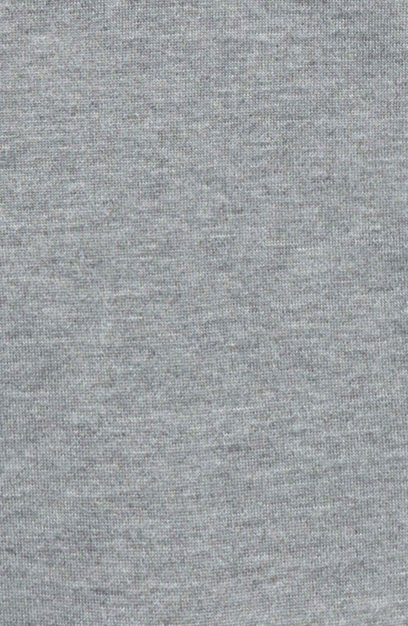 Dry Logo Zip Hoodie,                             Alternate thumbnail 4, color,                             091