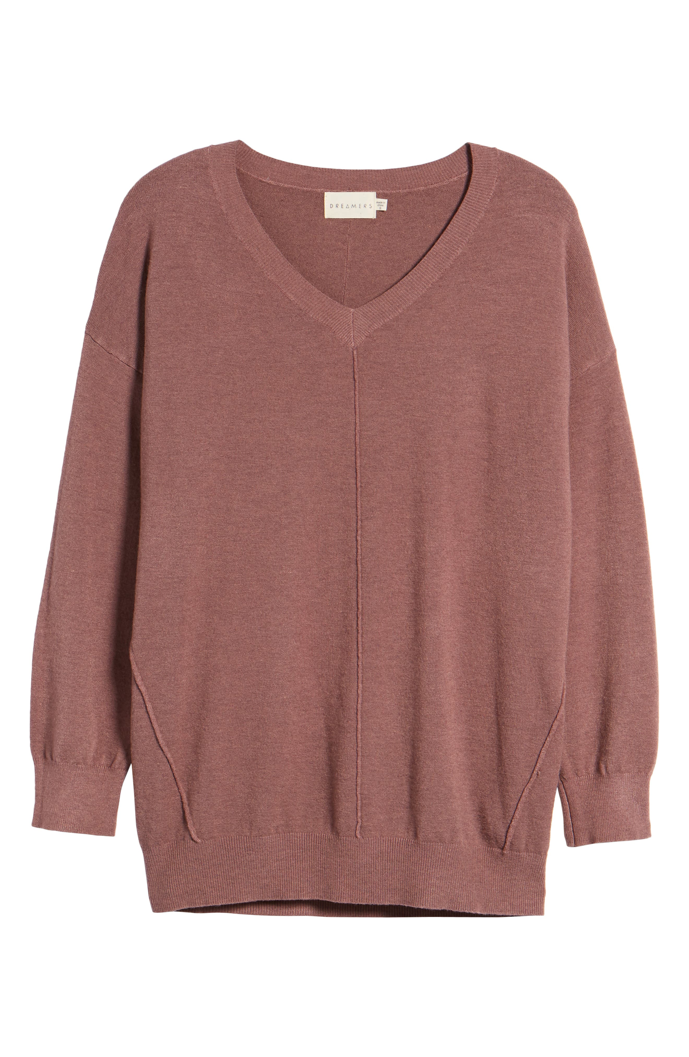 Exposed Seam Sweater,                             Alternate thumbnail 31, color,