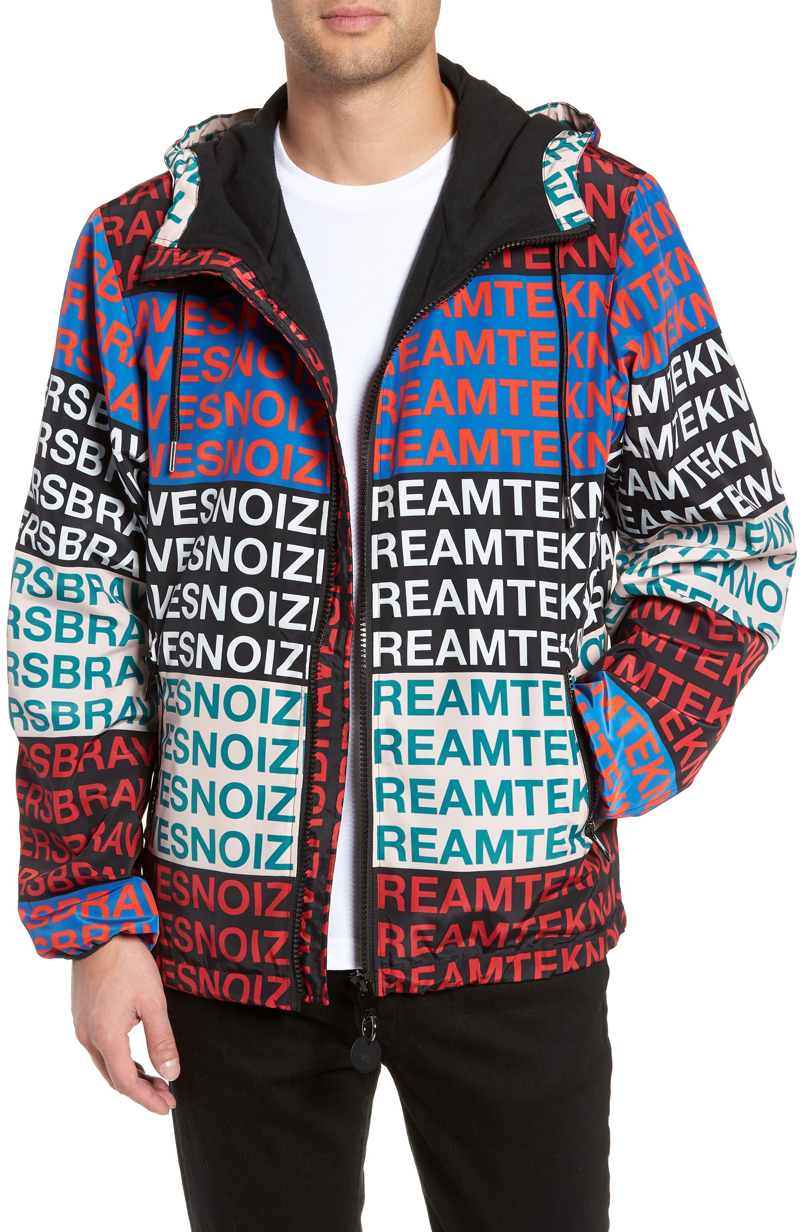 J-Walsh Hooded Jacket,                             Main thumbnail 1, color,                             010