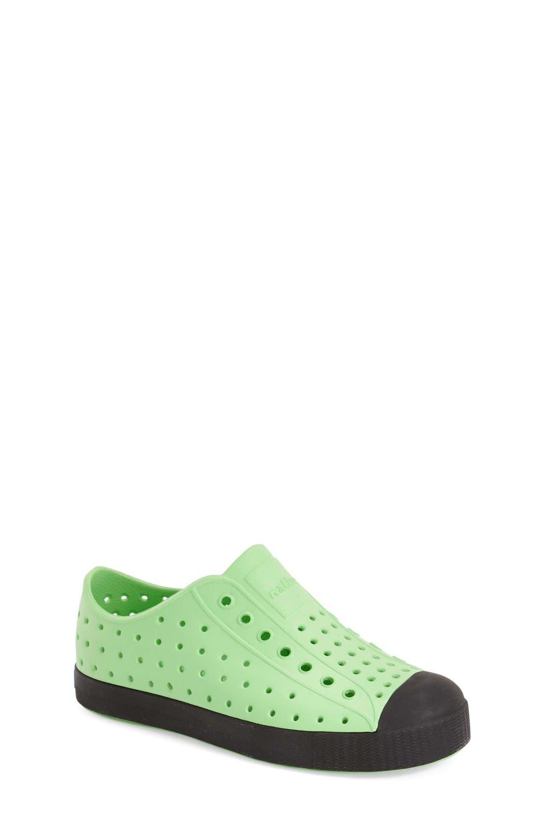 'Jefferson' Water Friendly Slip-On Sneaker,                             Main thumbnail 40, color,