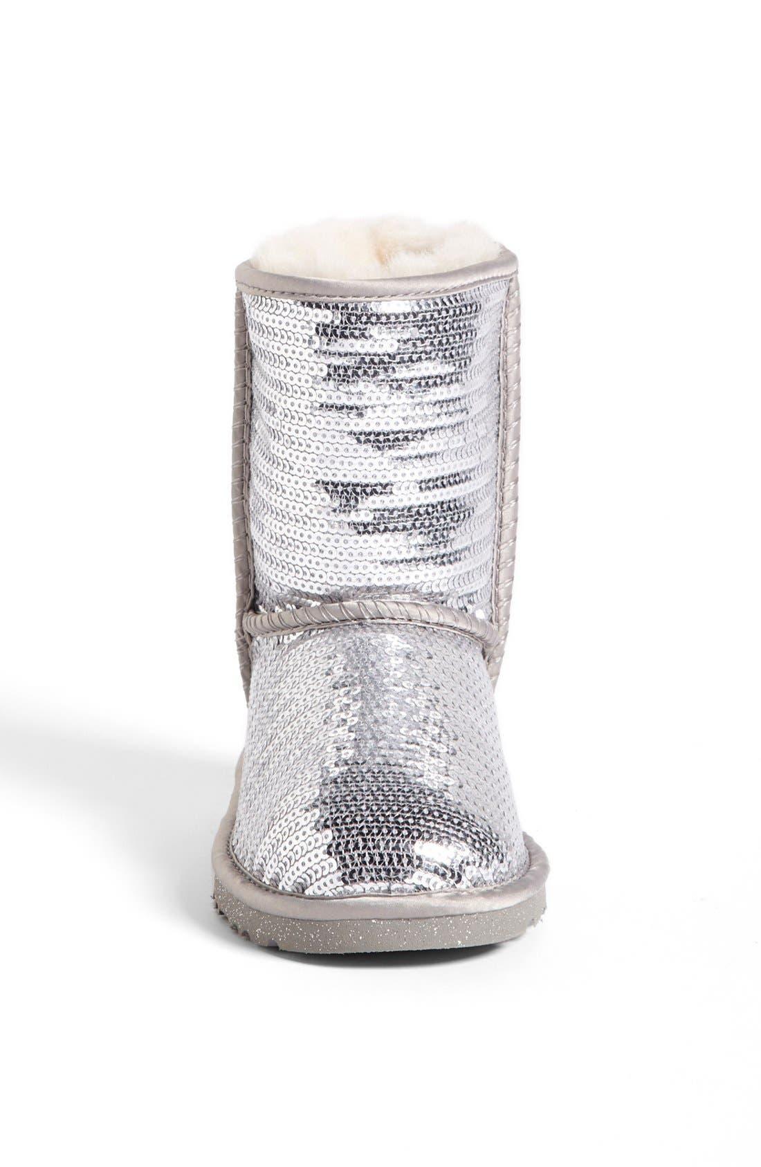 'Classic Short Sparkle' Boot,                             Alternate thumbnail 14, color,