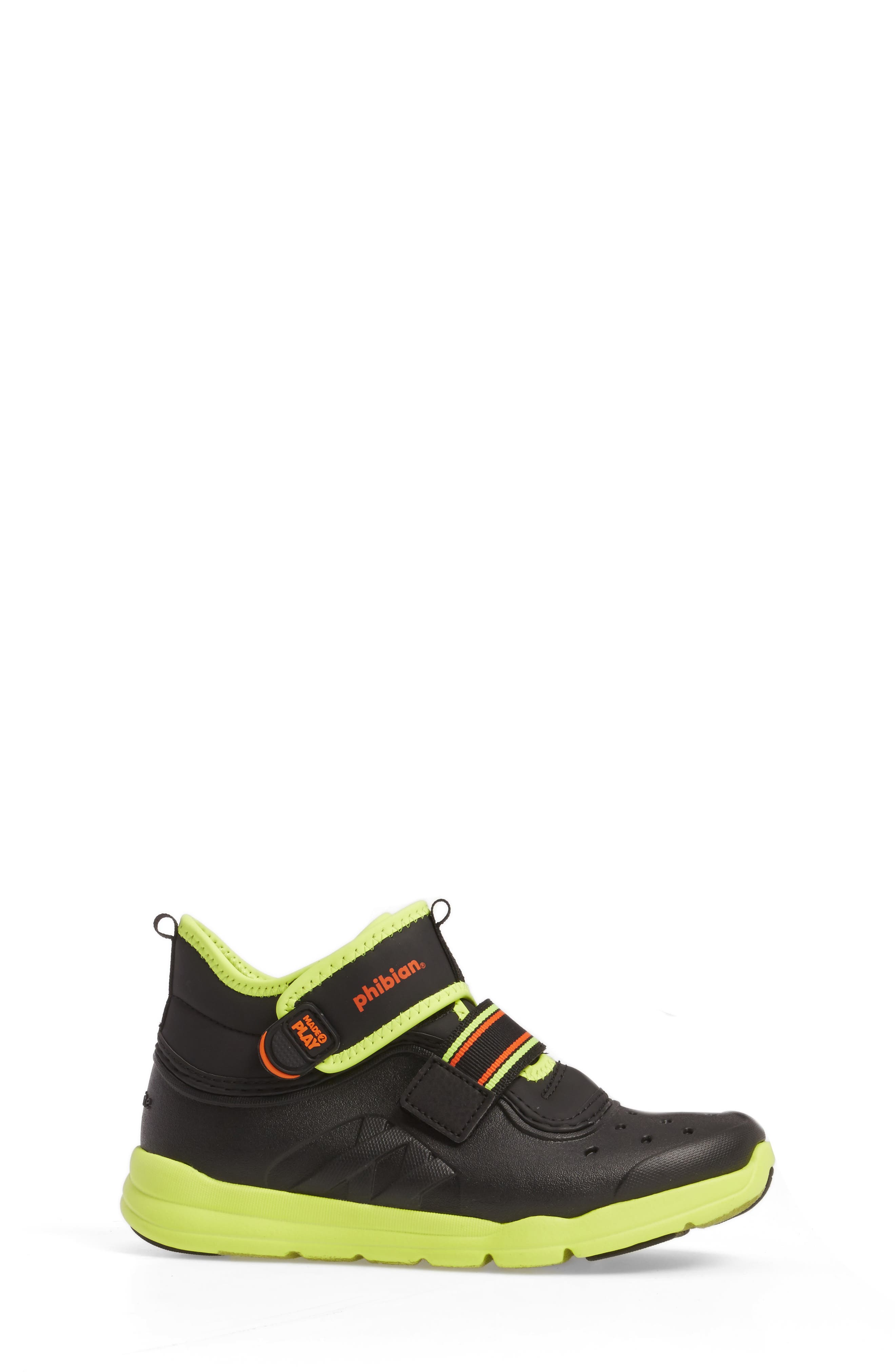 Made2Play<sup>®</sup> Phibian Mid Top Sneaker,                             Alternate thumbnail 5, color,