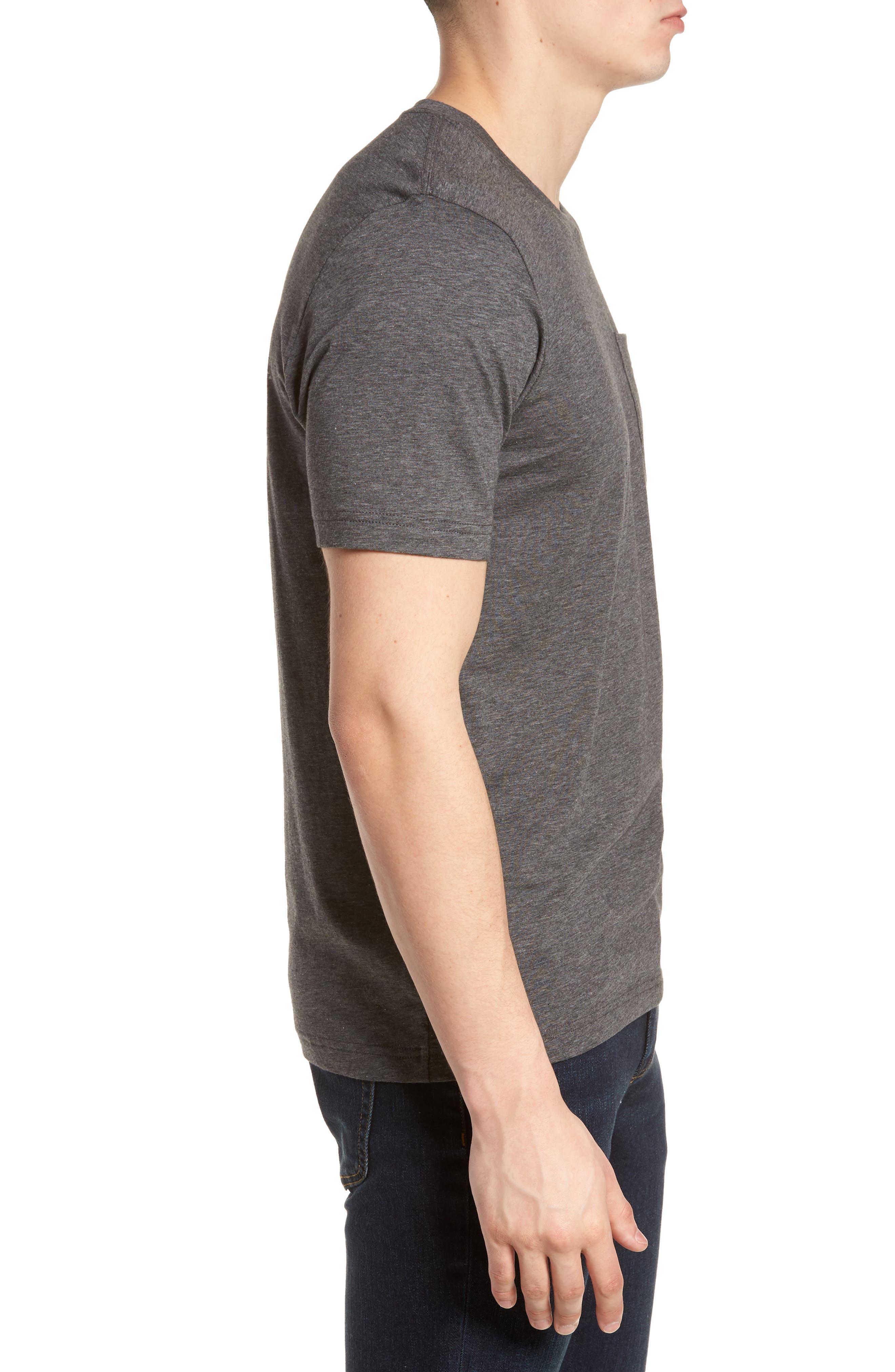 Hedrick T-Shirt,                             Alternate thumbnail 3, color,                             020