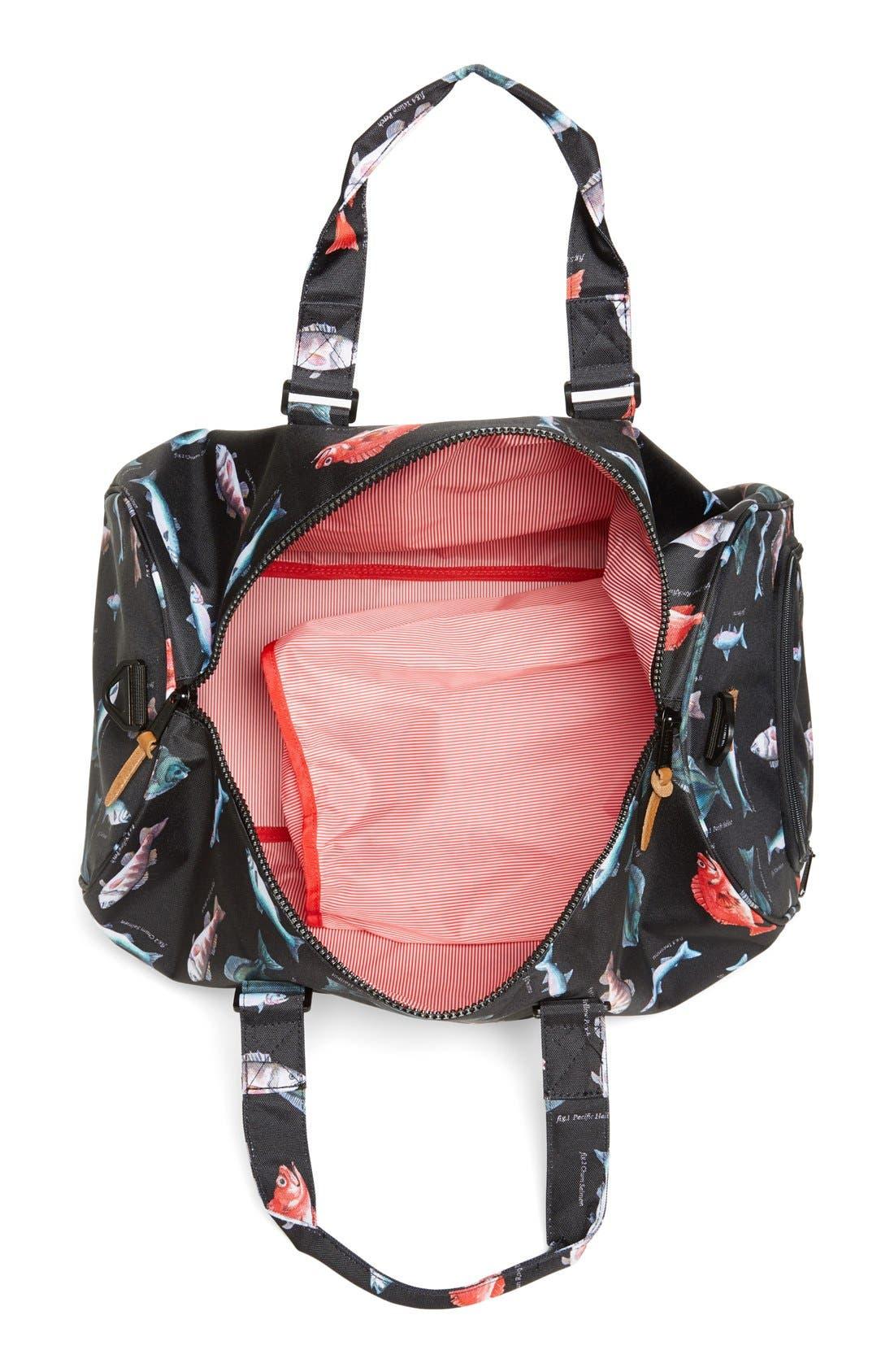 'Novel' Duffel Bag,                             Alternate thumbnail 126, color,