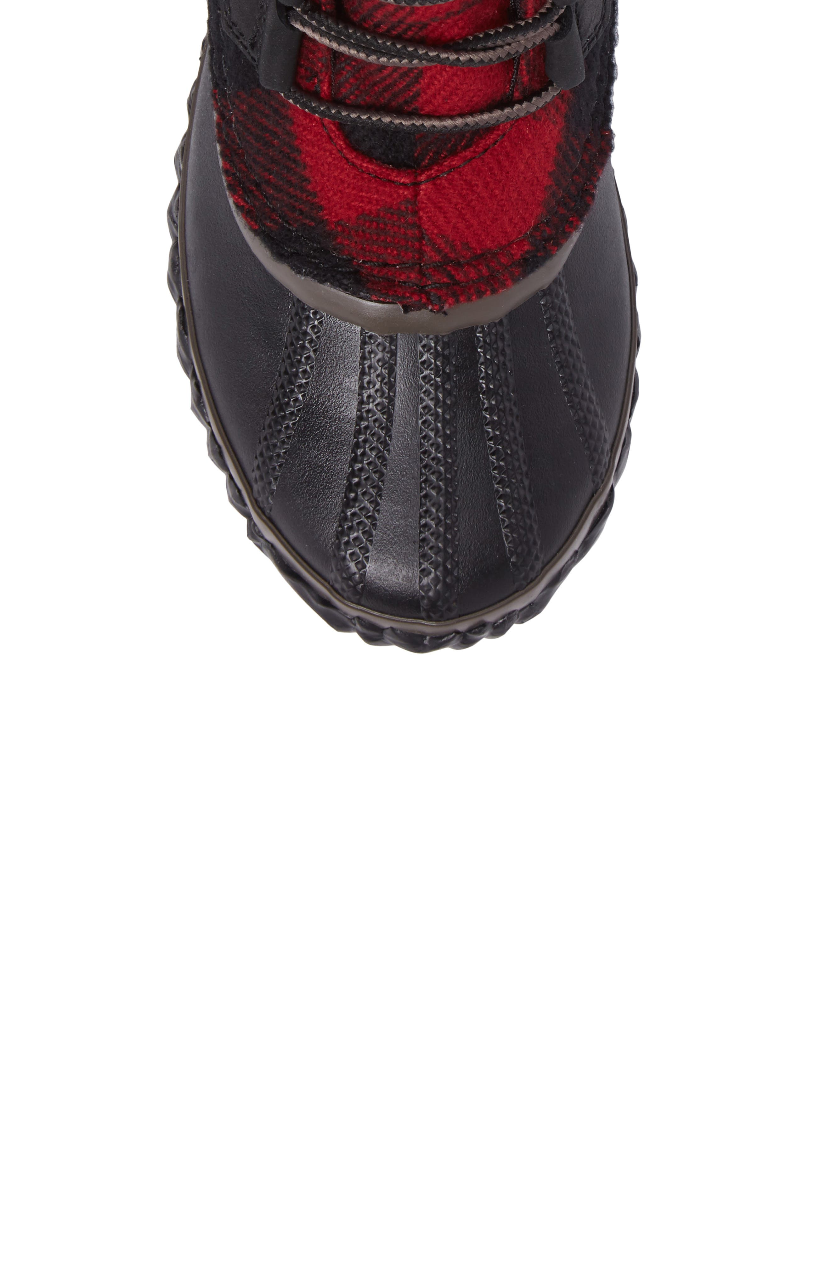 'Out N About' Leather Boot,                             Alternate thumbnail 45, color,