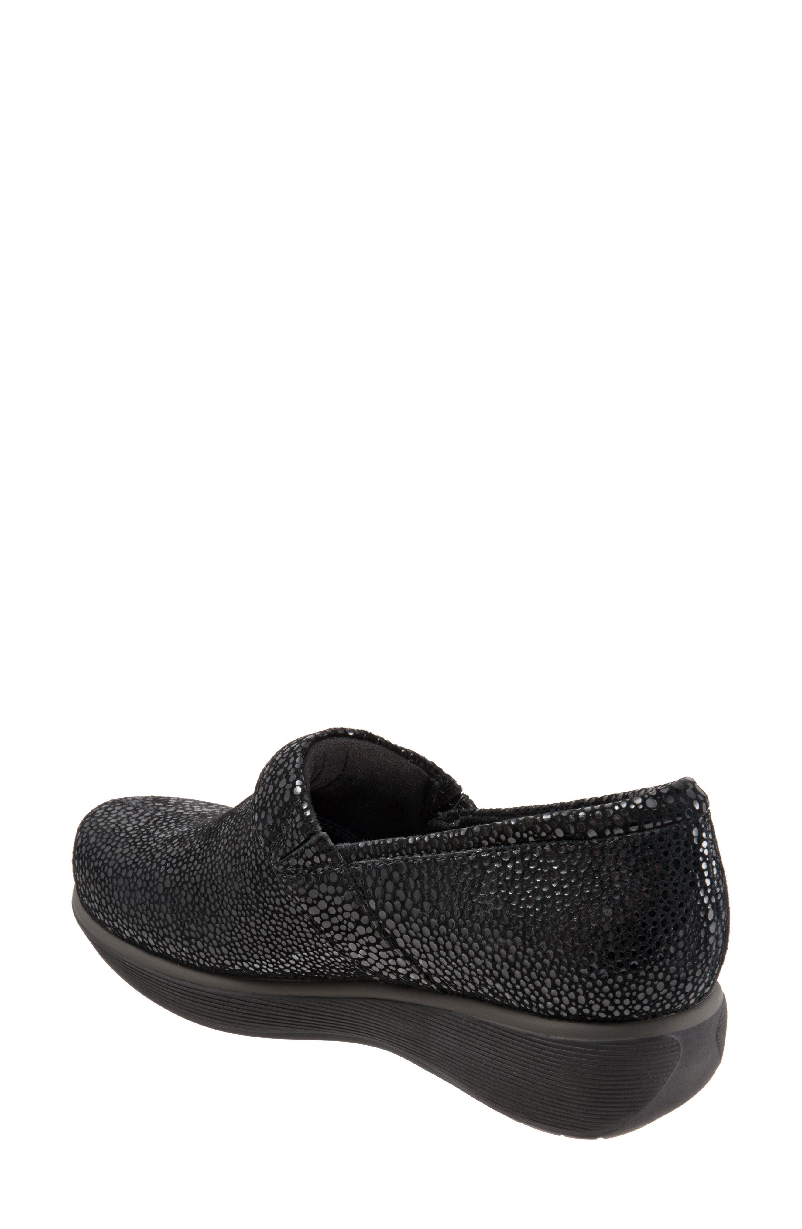 Grey's Anatomy<sup>®</sup> by Softwalk<sup>®</sup> 'Meredith' Leather Clog,                             Alternate thumbnail 2, color,                             004